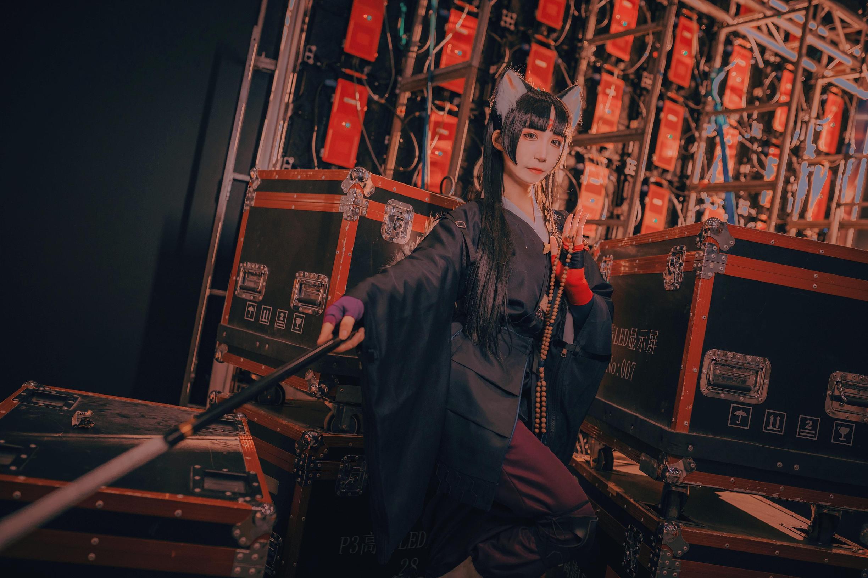 《明日方舟》神还原cosplay【CN:COSER赤瞳_菌】-第8张