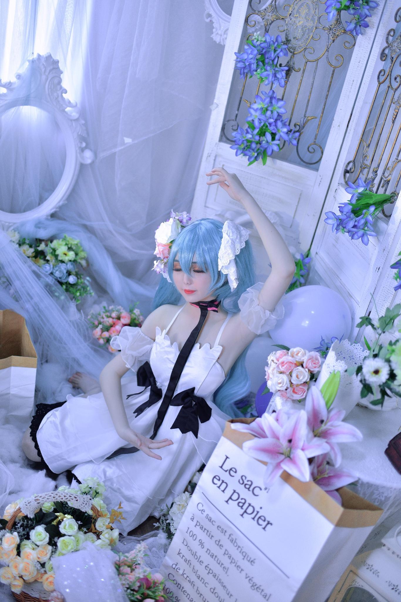 《VOCALOID》精灵cosplay【CN:果锅_LEH】-第4张