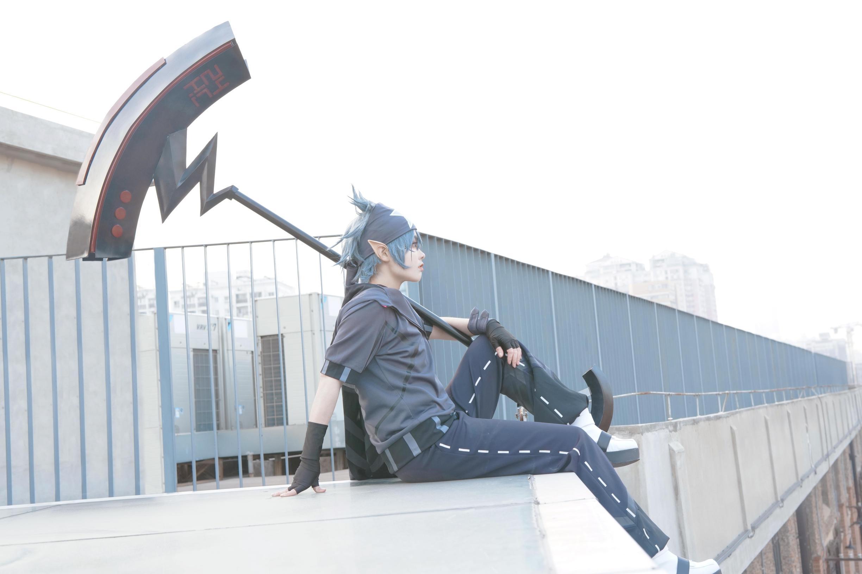 《凹凸世界》正片cosplay【CN:团子每天都要元气满满】-第1张