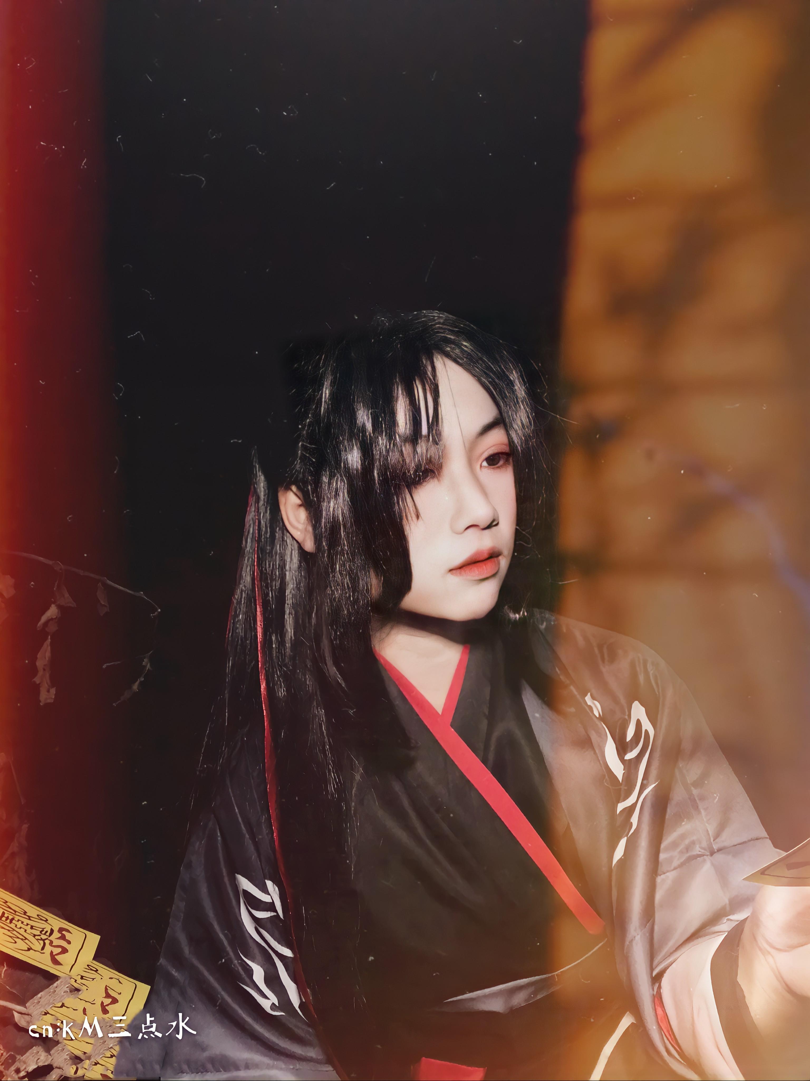 《魔道祖师》三点cosplay【CN:kM三点水.妖大】-第2张