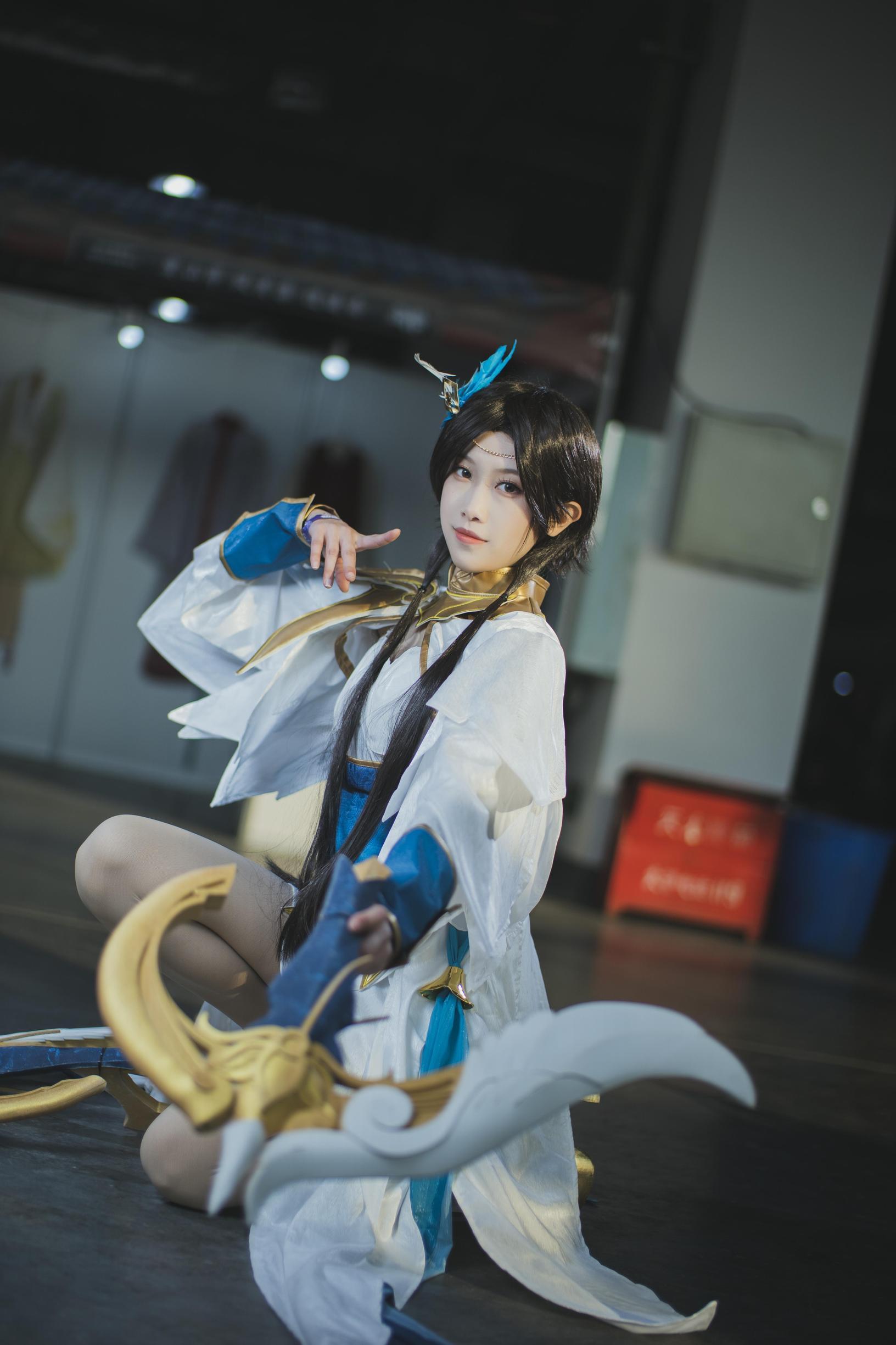 《王者荣耀》王者荣耀虞姬cosplay【CN:木日啊~】-第4张