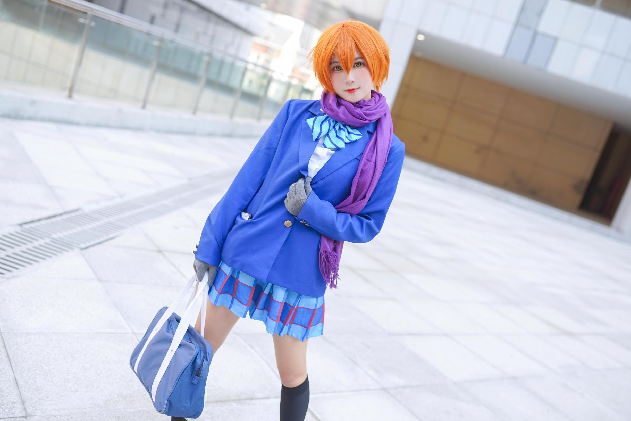《LOVE LIVE!》美少女cosplay【CN:_李笑颜Lee】-第13张