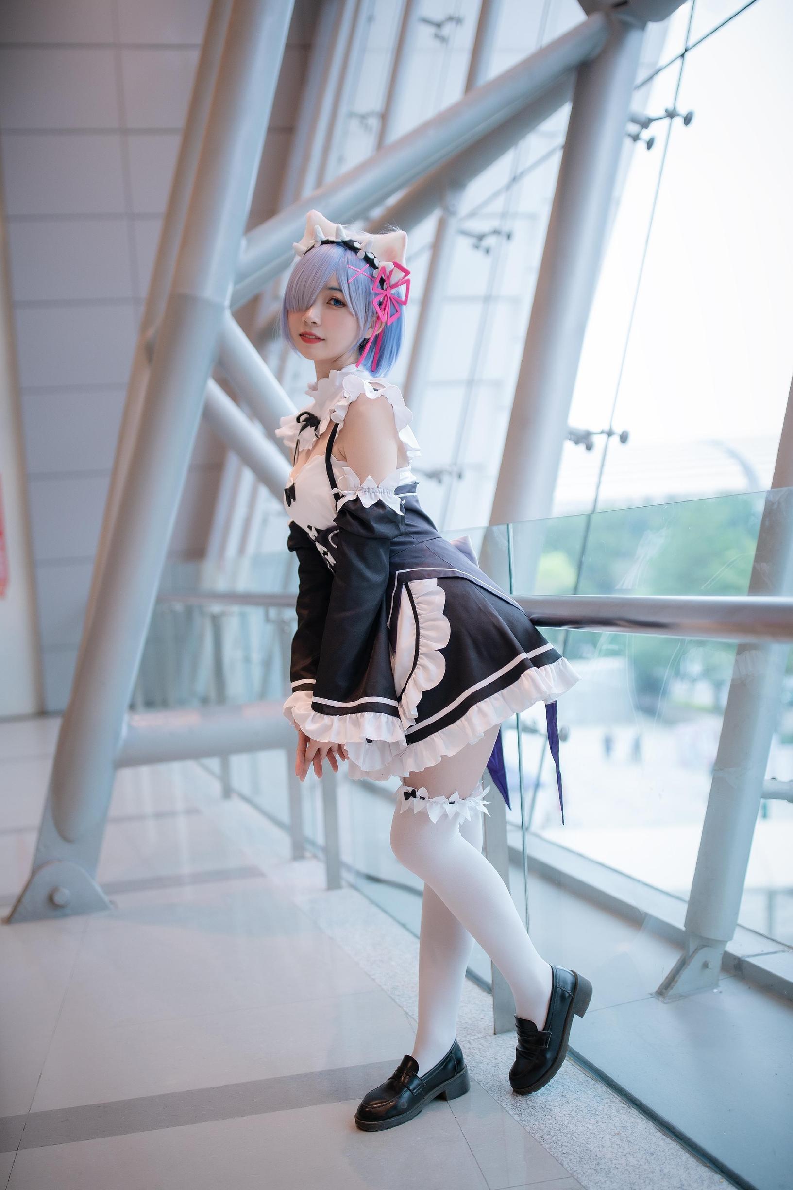 《RE:从零开始的异世界生活》可爱cosplay【CN:铅华wr】-第3张