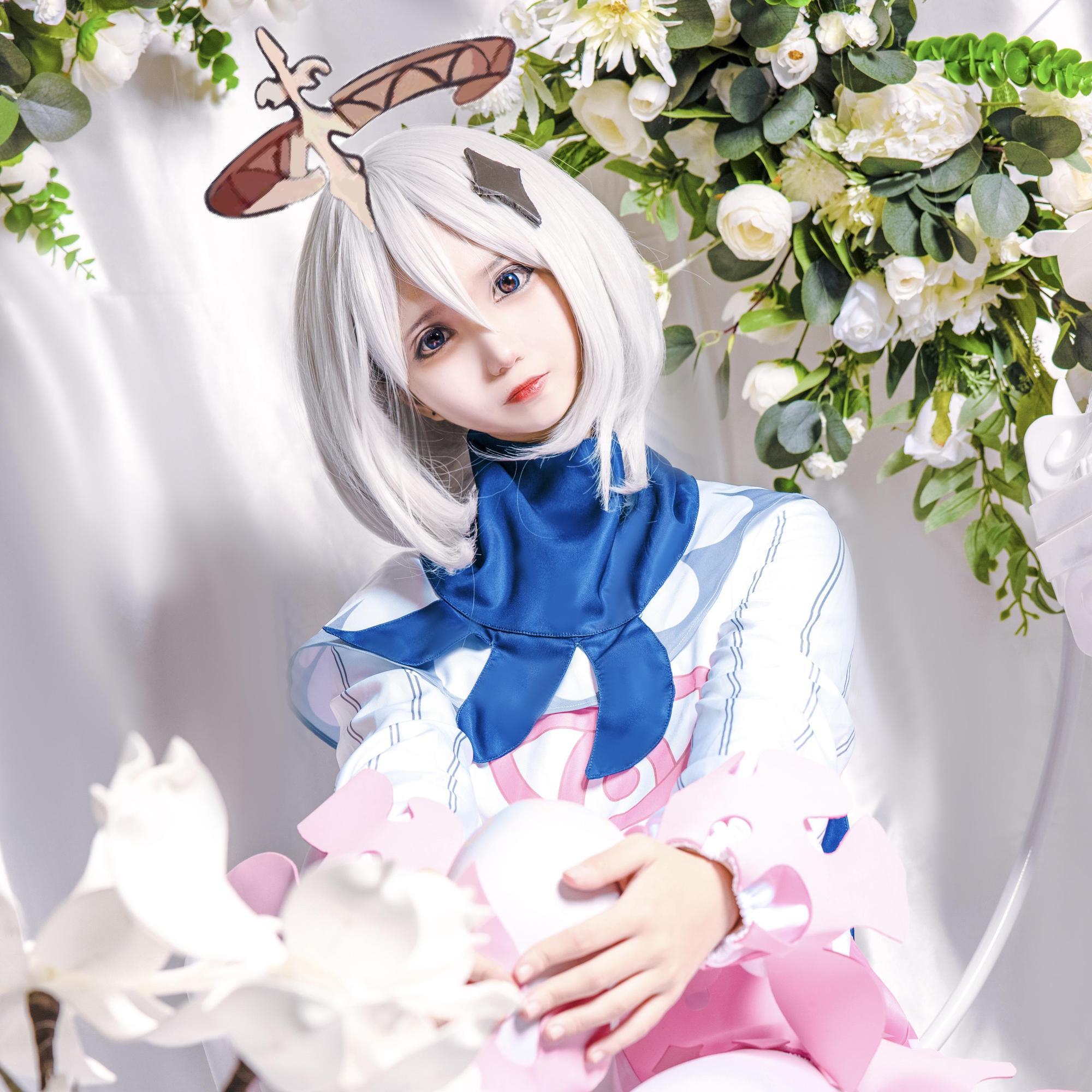 《原神》派蒙cosplay【CN:南千鲤Akirui】-第1张