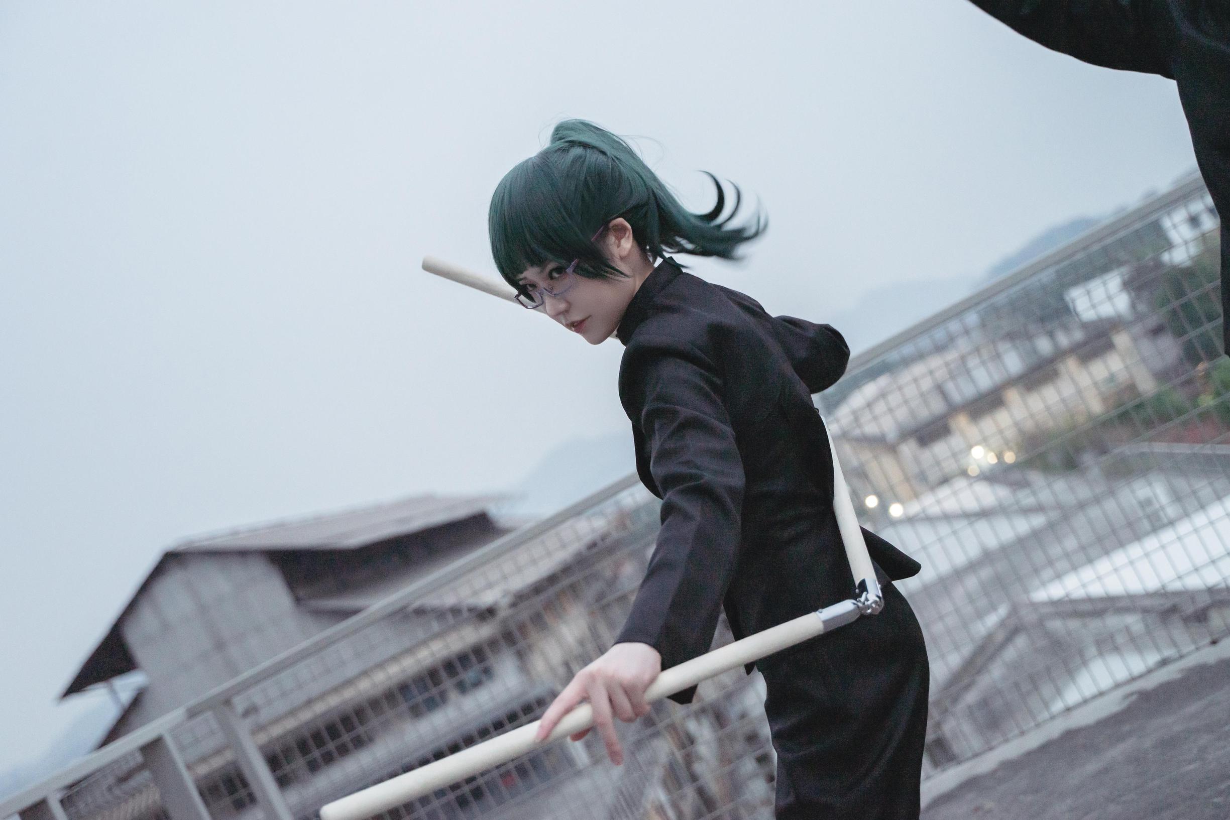 《咒术回战》战士cosplay【CN:Tsuki废柴月】-第10张
