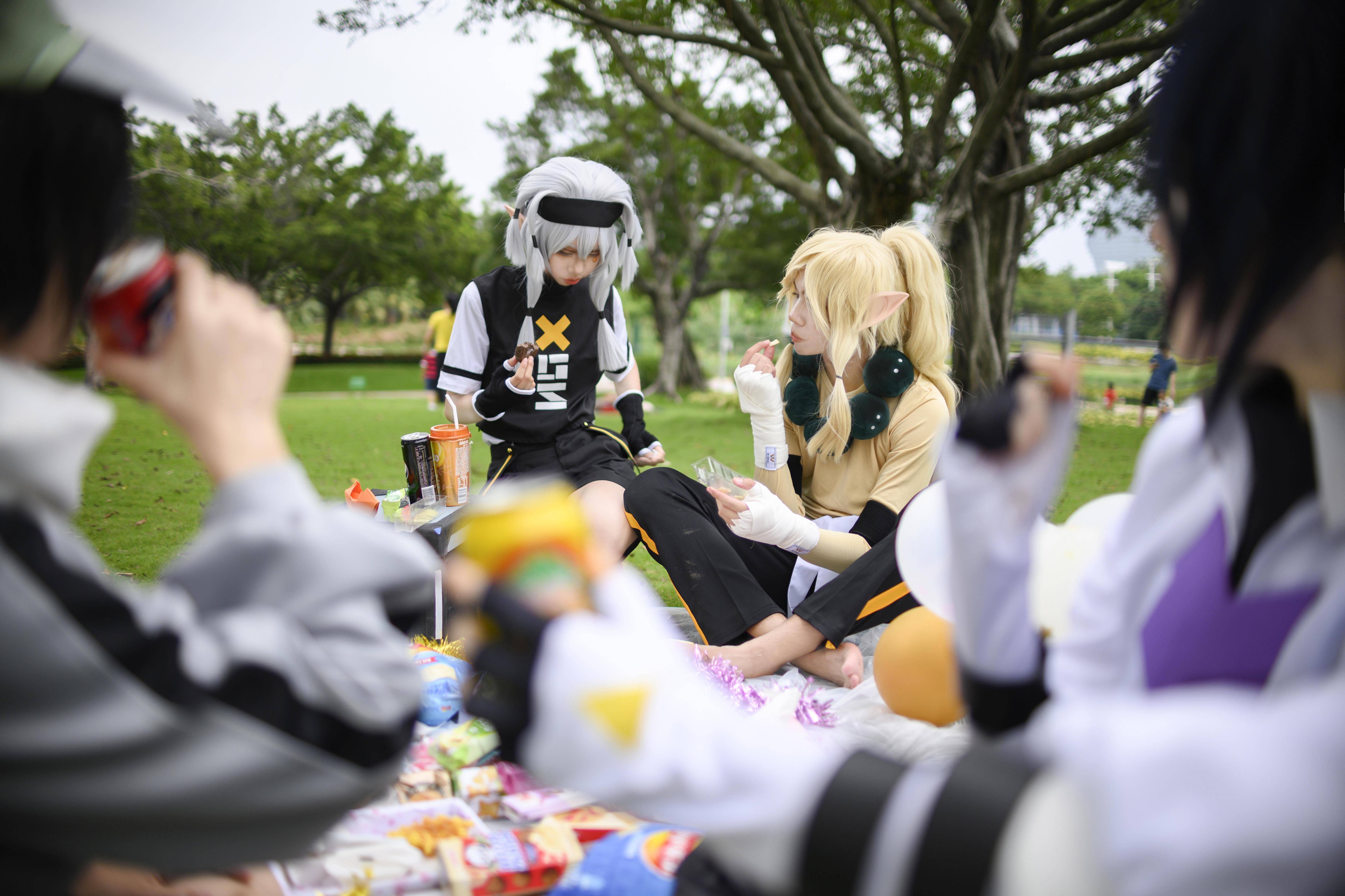 《凹凸世界》正片cosplay【CN:奶茶味的小夜】-第10张