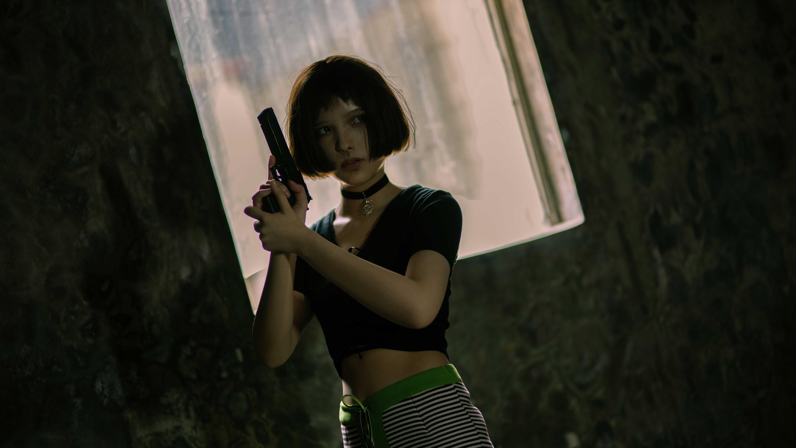 《这个杀手不太冷》影视cosplay【CN:Thea_西亚】-第5张