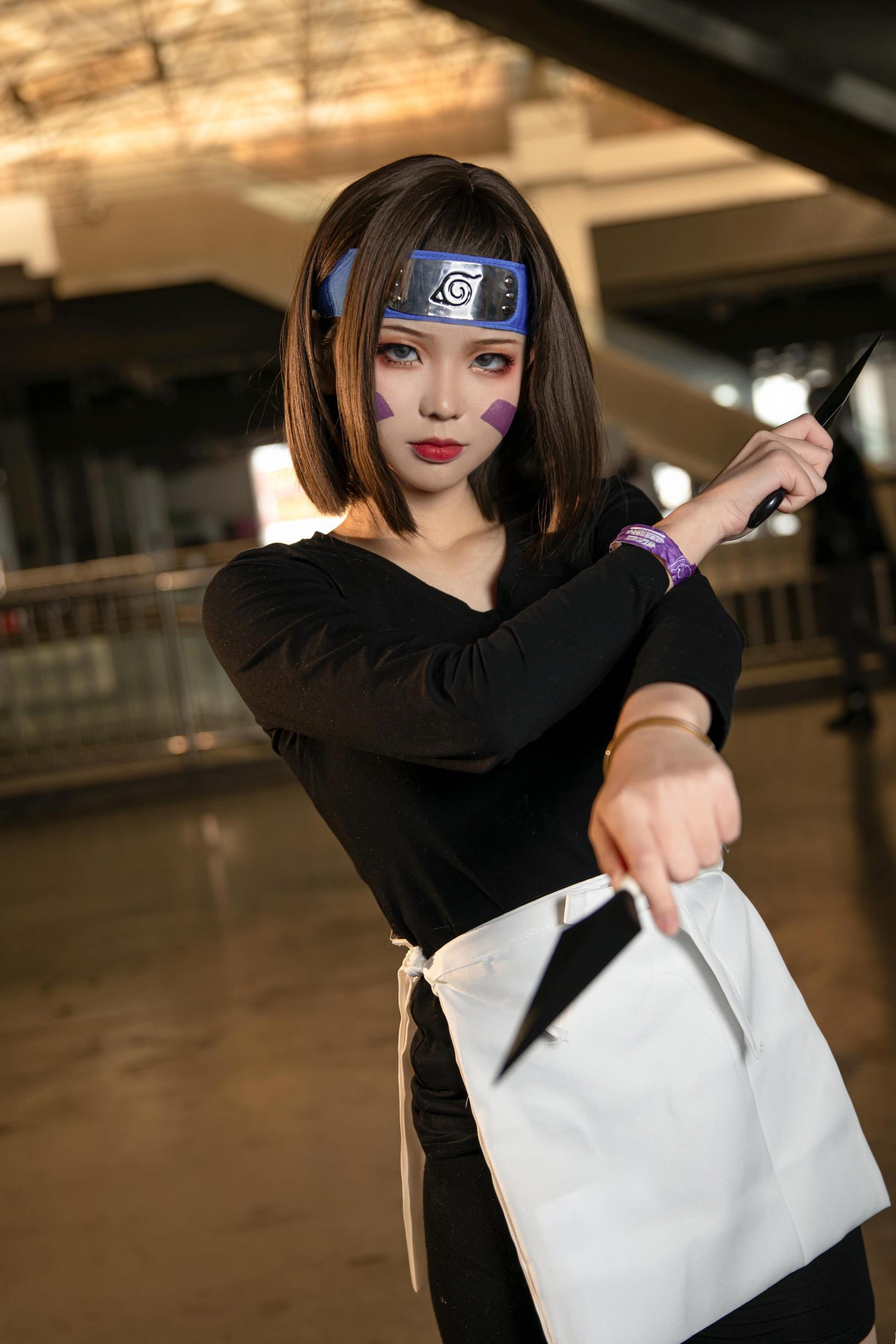 《火影忍者》漫展cosplay【CN:我想换个昵称咋老不过审】-第2张