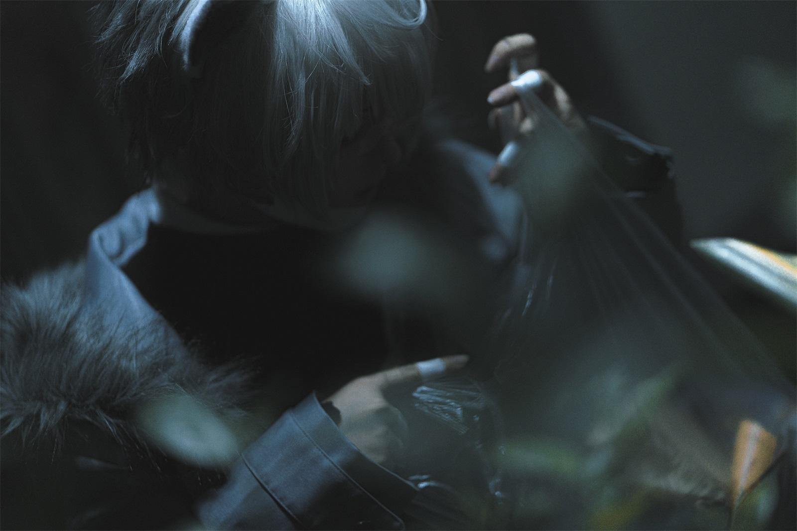 《明日方舟》正片cosplay【CN:鳅一刀】-第9张
