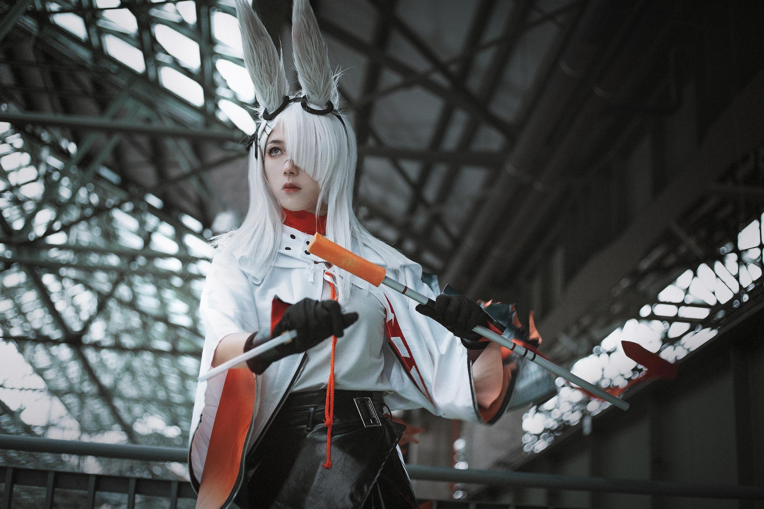 《明日方舟》推荐cosplay【CN:魔光海韵】-第1张