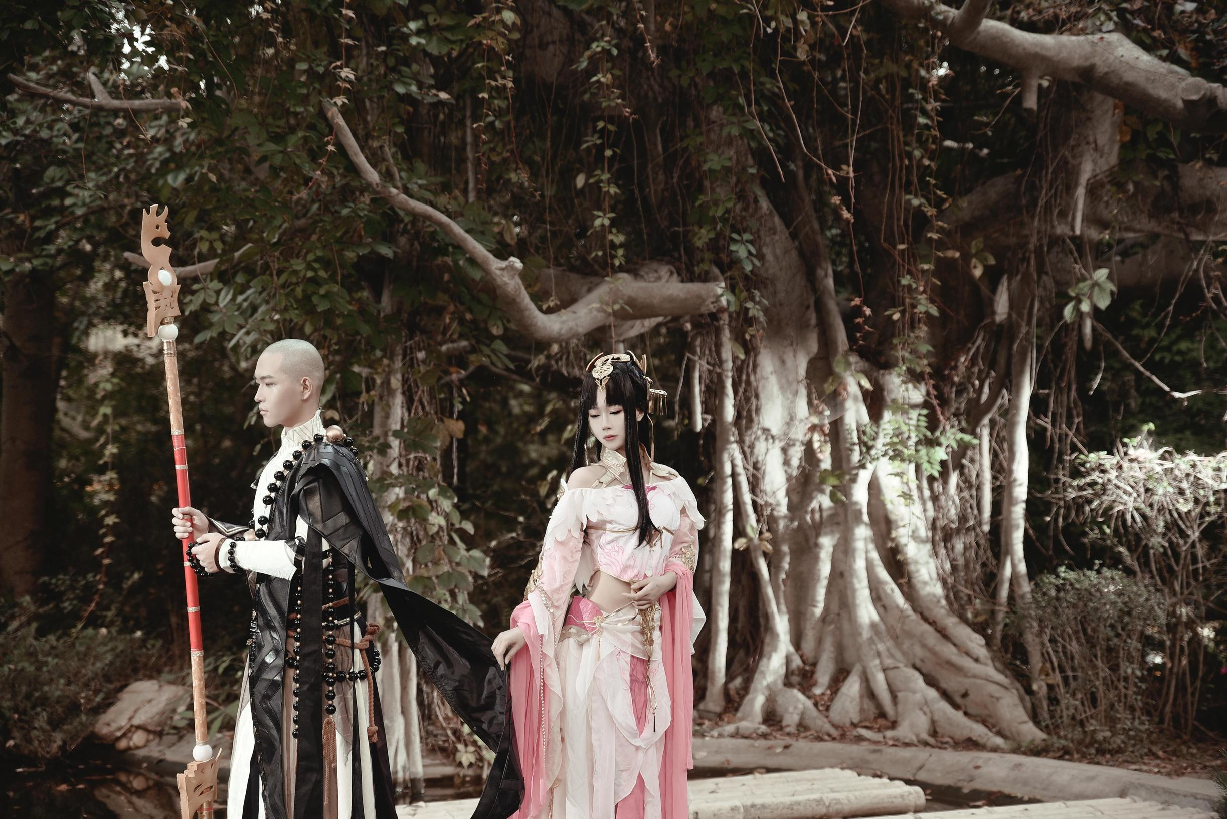 《剑侠情缘网络版叁》正片cosplay【CN:三苒】-第5张