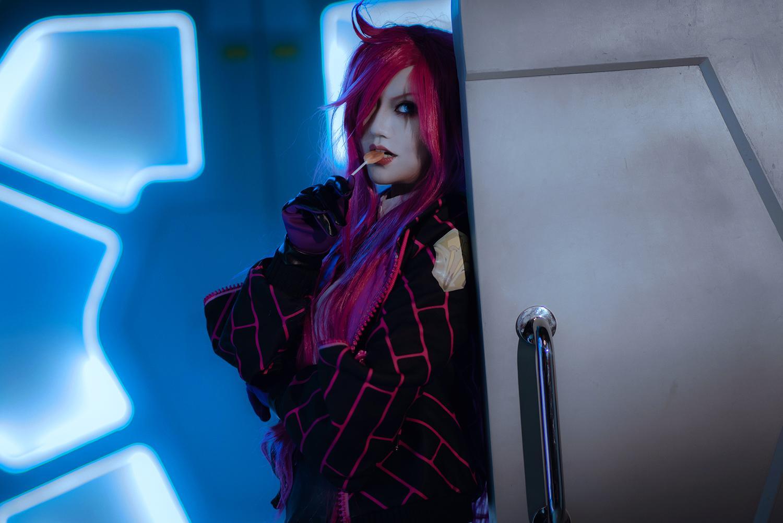 《英雄联盟》卡特琳娜cosplay【CN:REA_】-第12张
