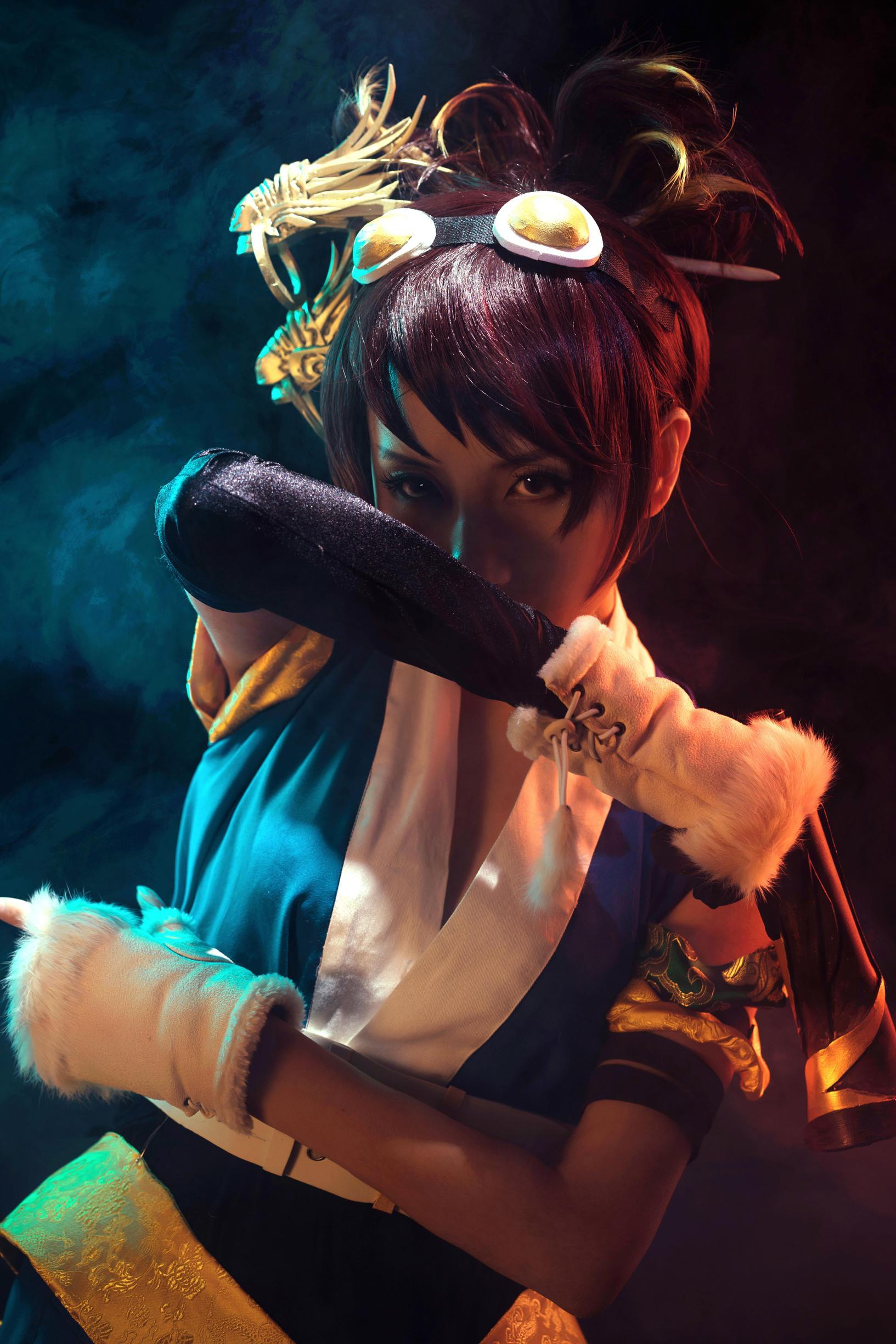 《地下城与勇士》凯丽cosplay【CN:雪瞳】-第2张