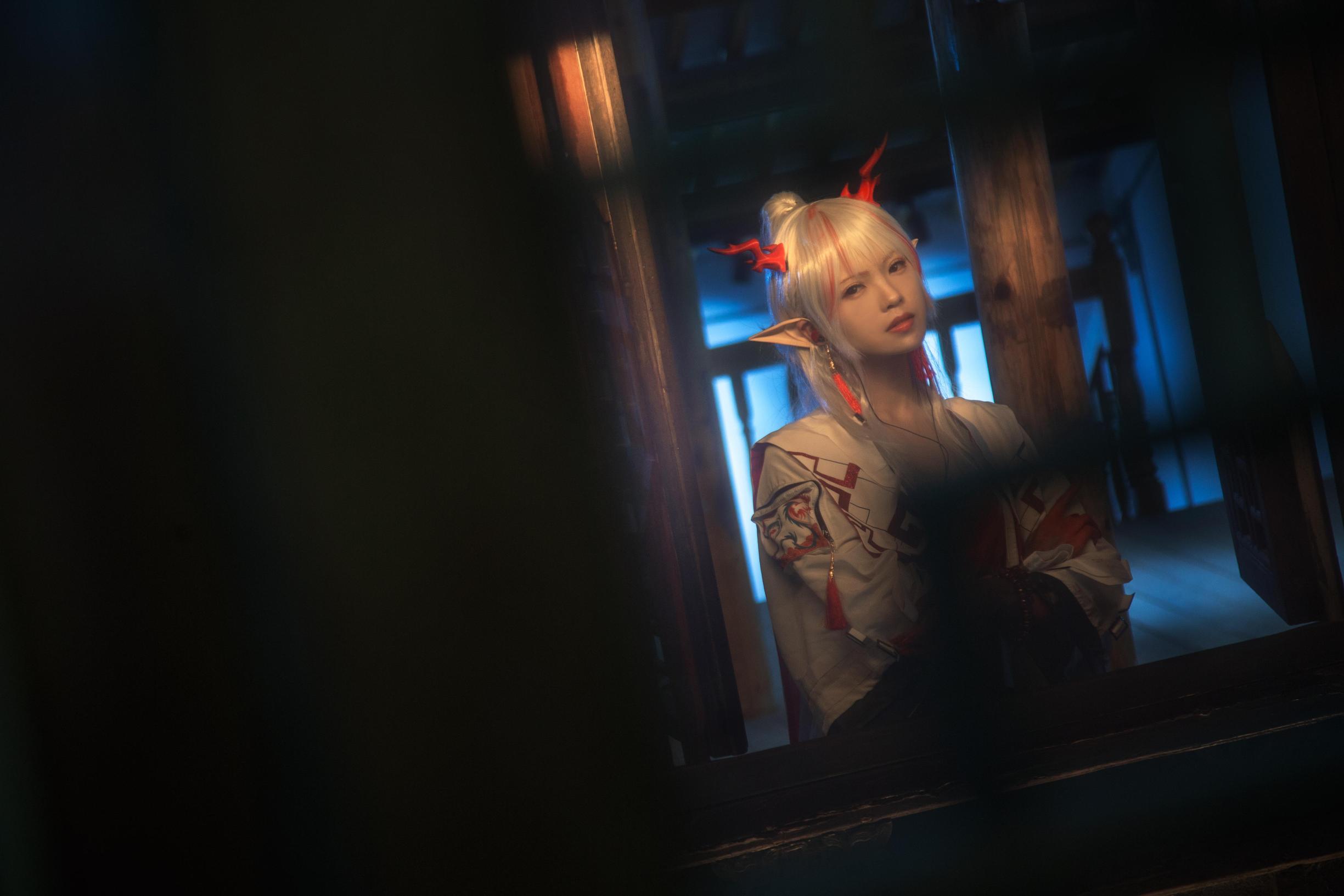 《明日方舟》正片cosplay【CN:天子Ayiig】-第3张
