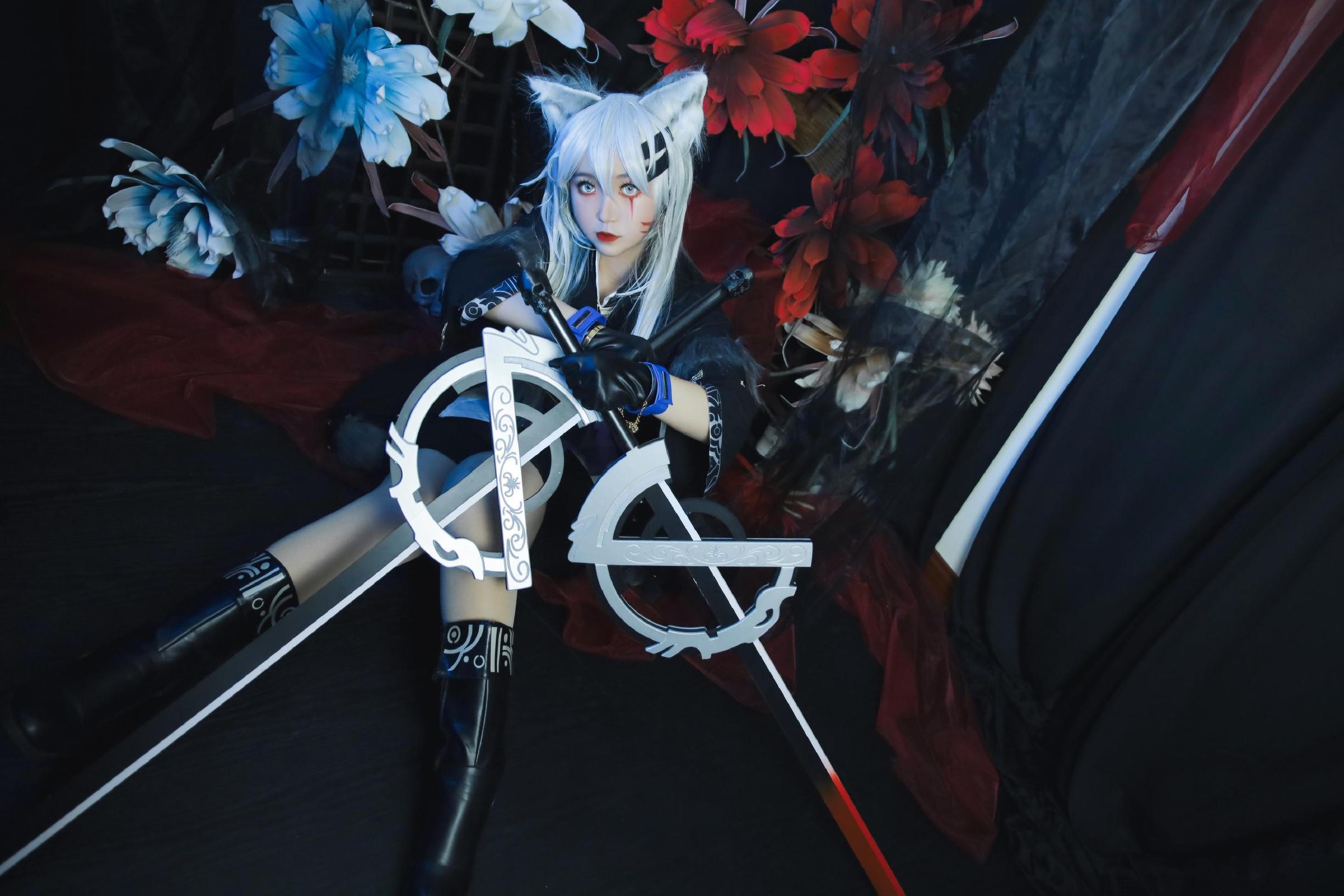 《明日方舟》正片cosplay【CN:Enki.lily.凛离】-第11张