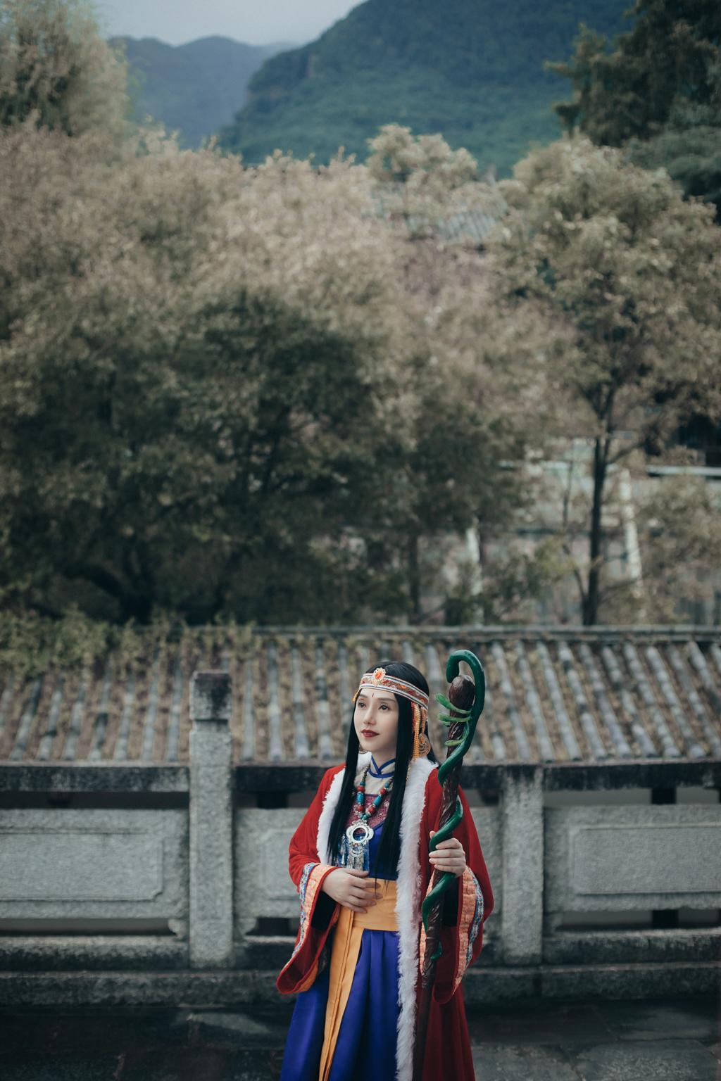 《仙剑奇侠传一》游戏cosplay【CN:水晶雪梨汁_雪梨】 -cosplay图片库插图