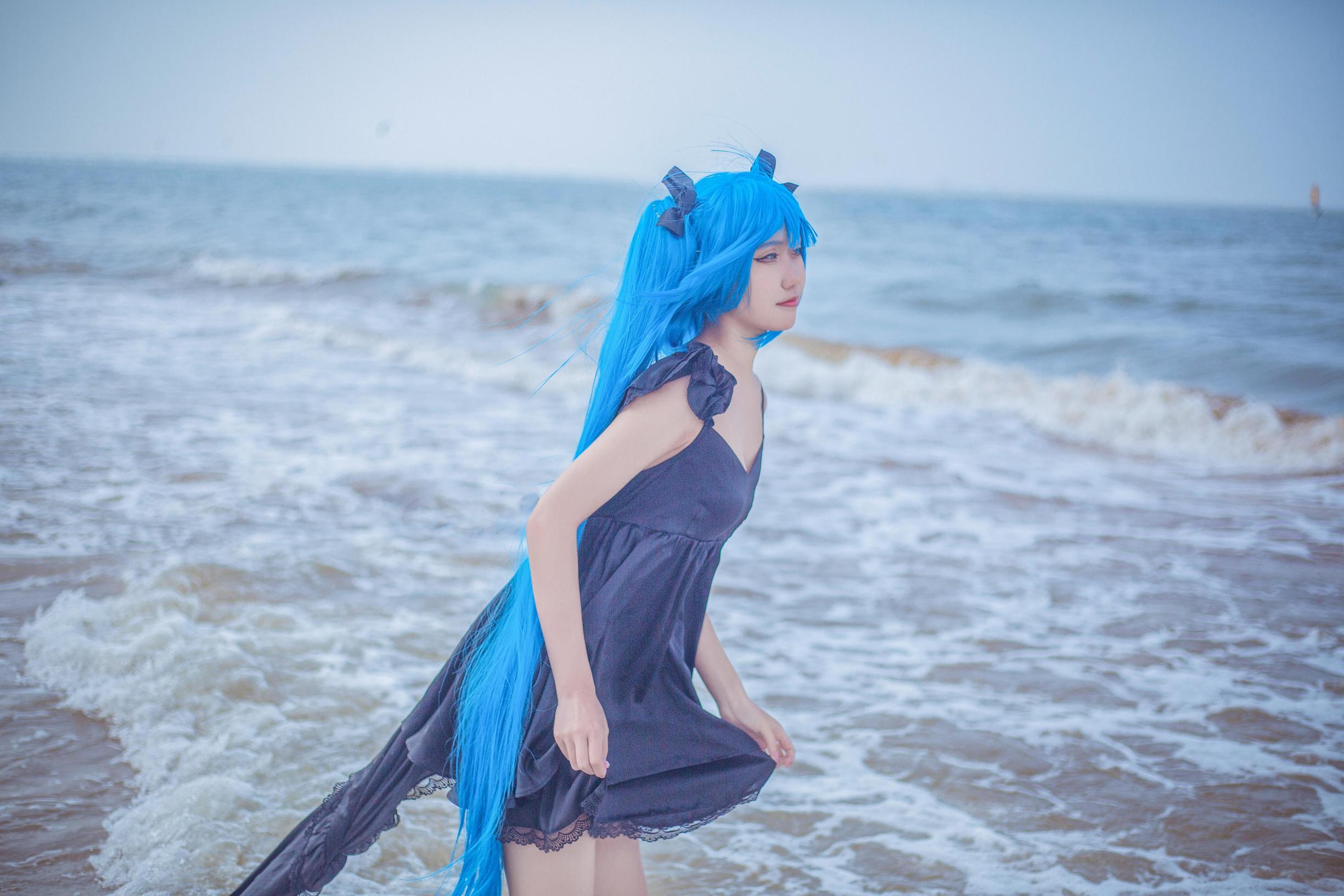 深海少女cosplay【CN:乔儿_】-第9张