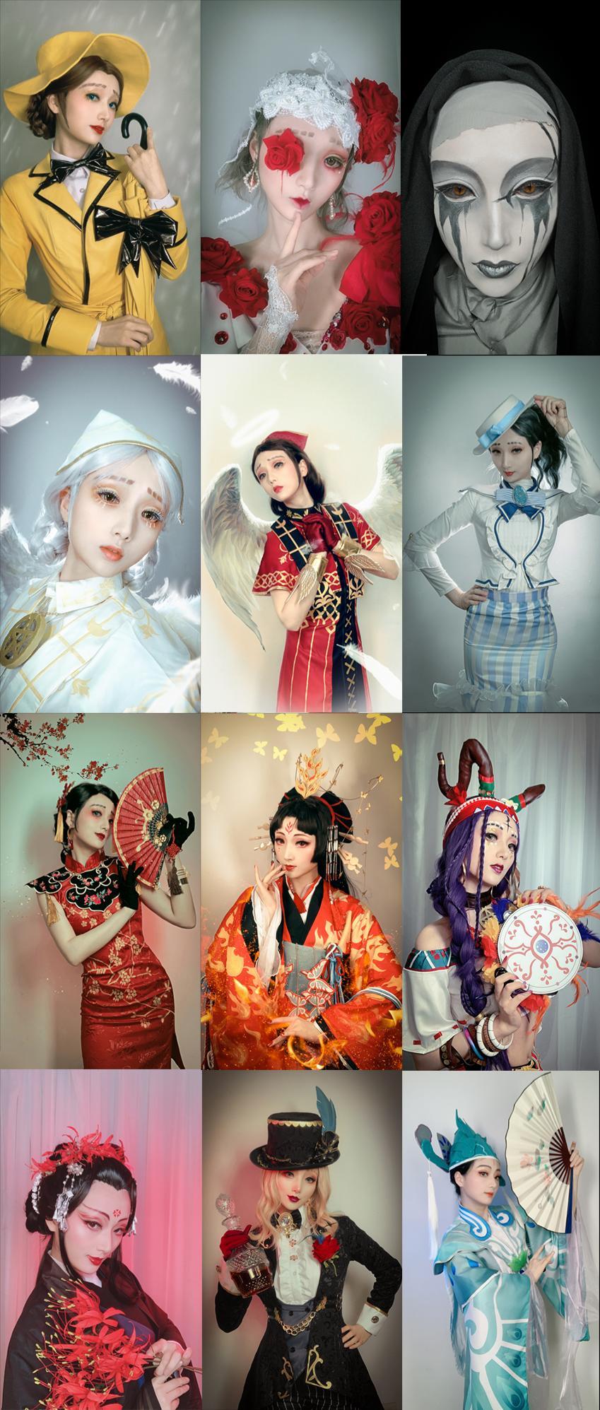 总结cosplay【CN:gzyxt】-第1张