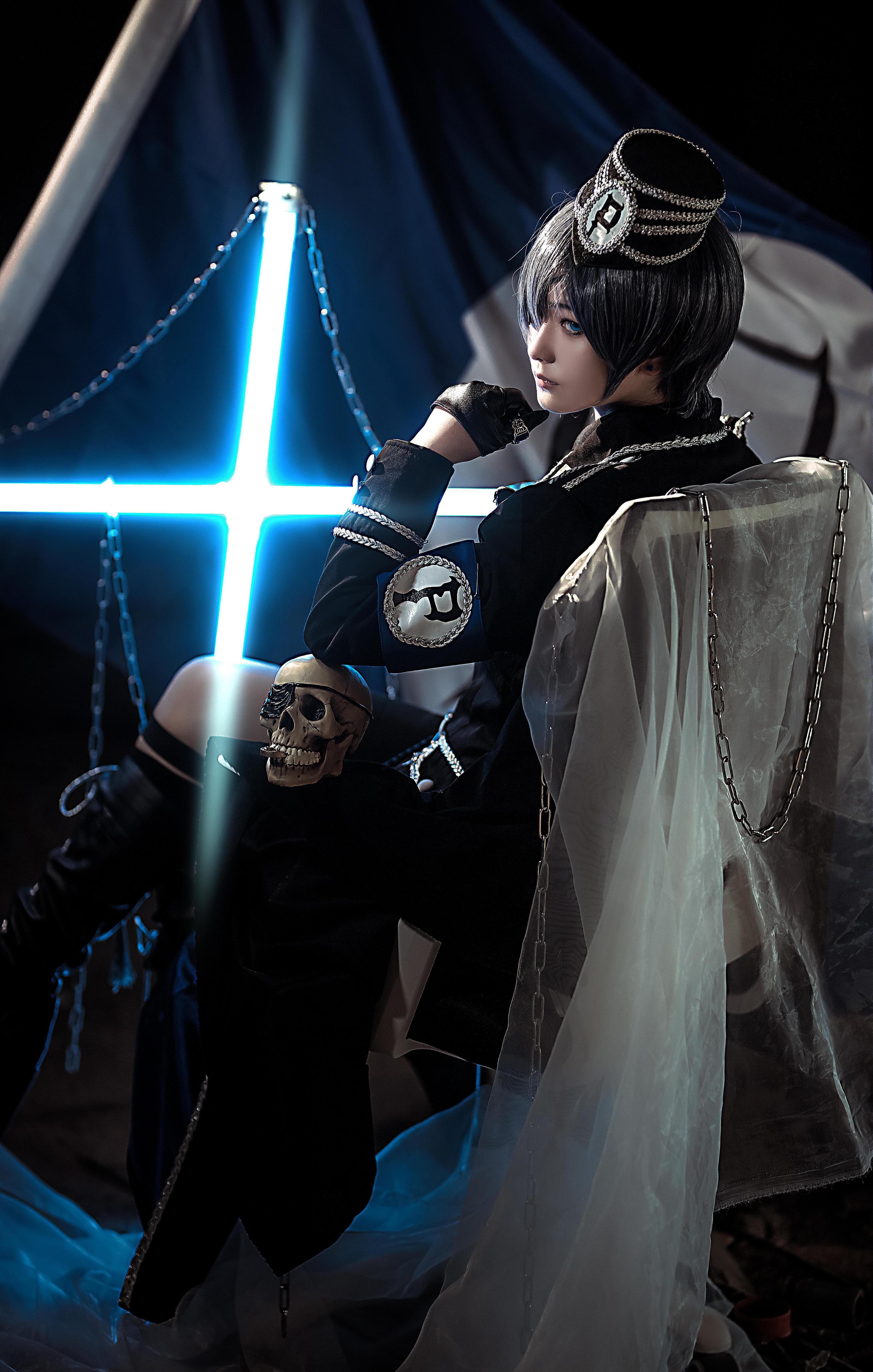 《黑执事》夏尔cosplay【CN:X-君寻】-第4张