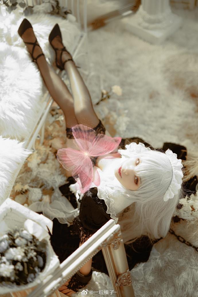 [COS]碧蓝航线   赫敏   @一粒榛子-cosplay猫耳朵图片 (9P) –插图