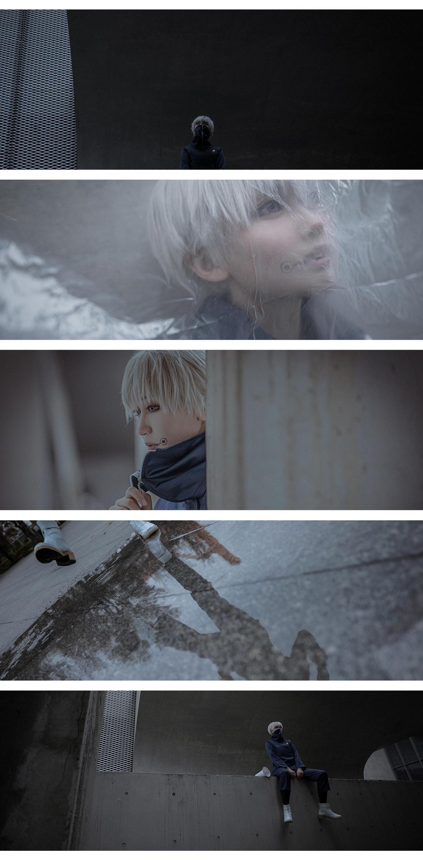 《咒术回战》正片cosplay【CN:哈路鱼】 -cosplay道具制作图片下载插图
