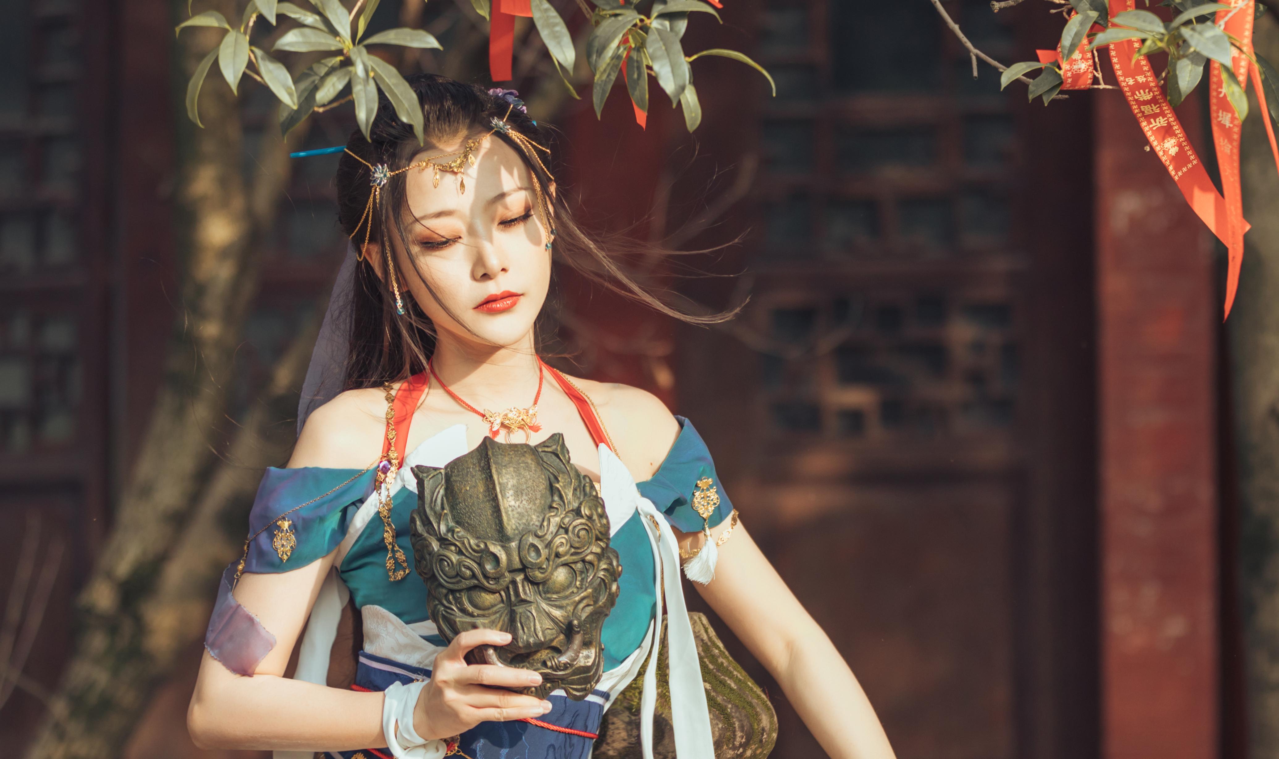 古风cosplay【CN:coser小龙女】-第15张