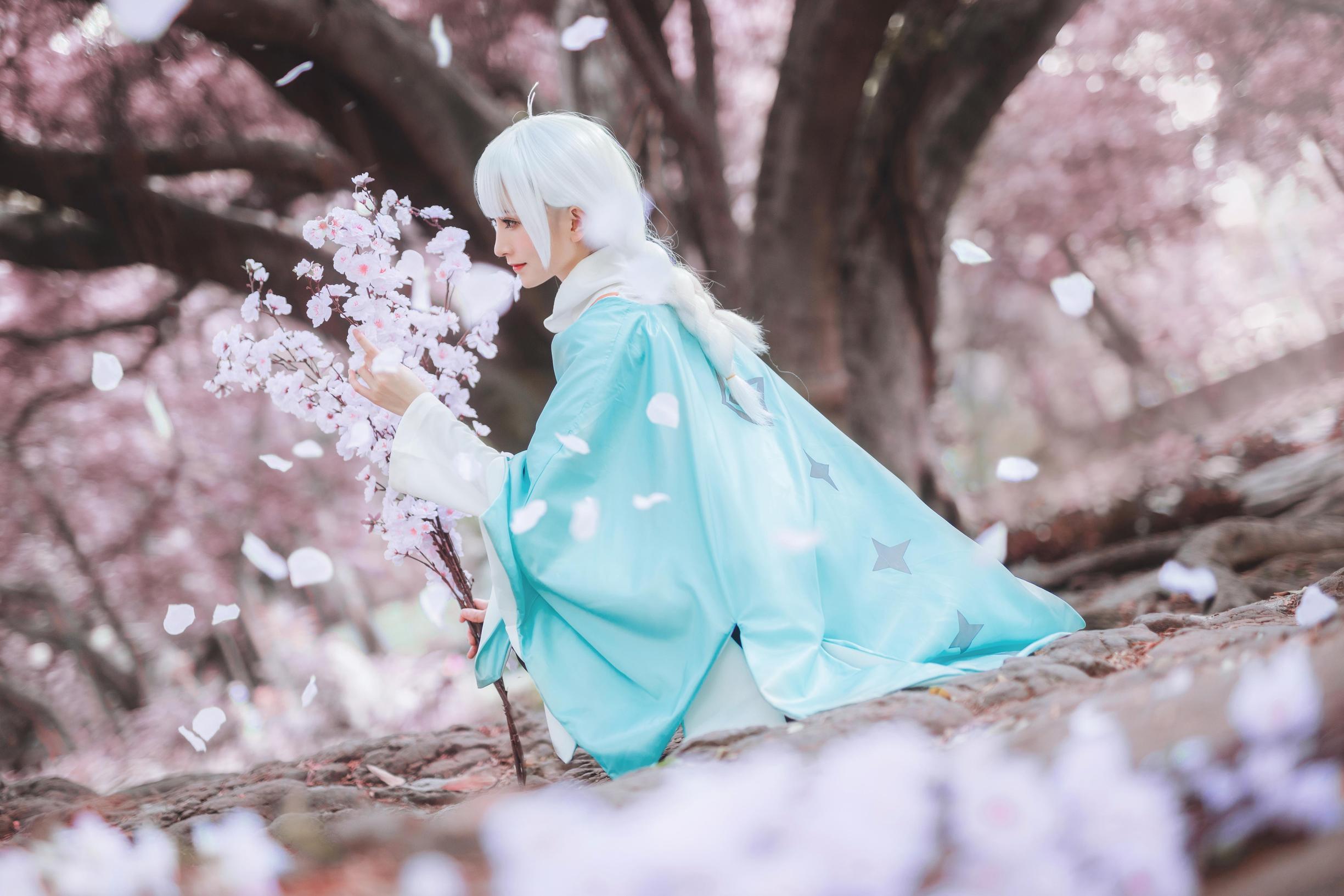 游戏cosplay【CN:Kitaro_绮太郎】-第9张