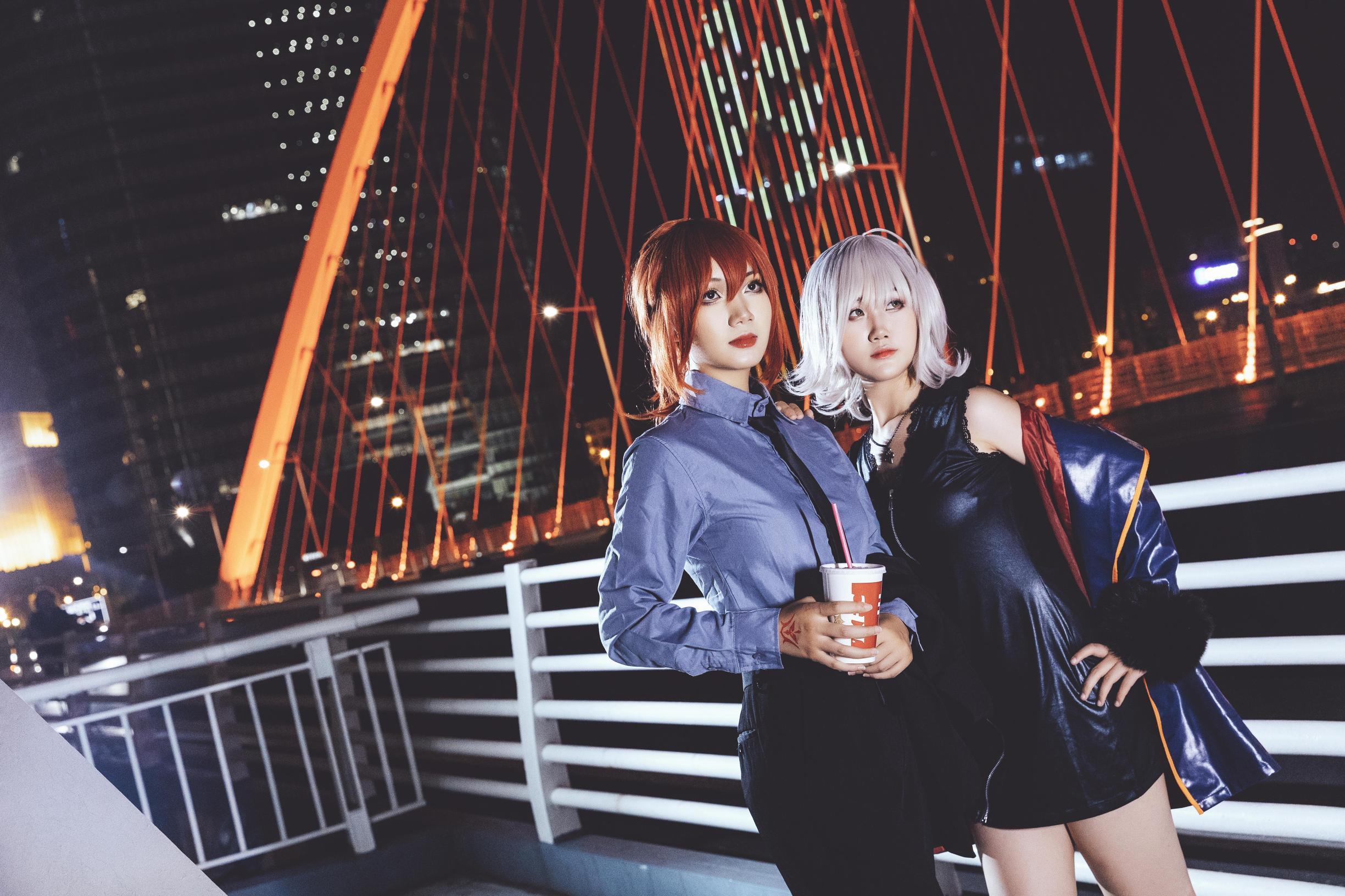 《FATE/STAY NIGHT》正片cosplay【CN:姚子雪曲】-第4张