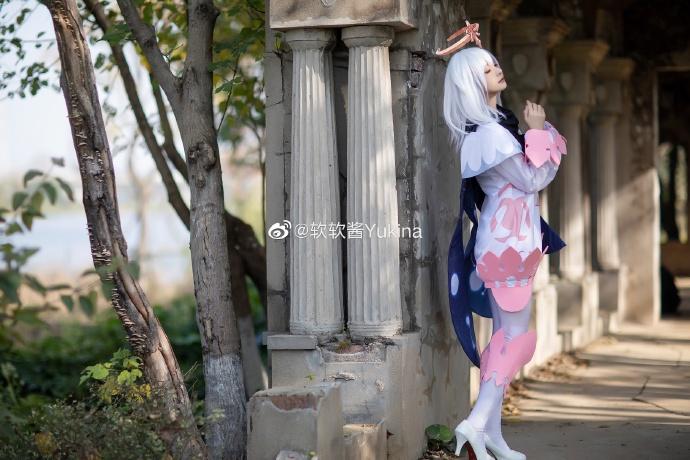 原神   派蒙   @软软酱Yukina (9P)-第8张