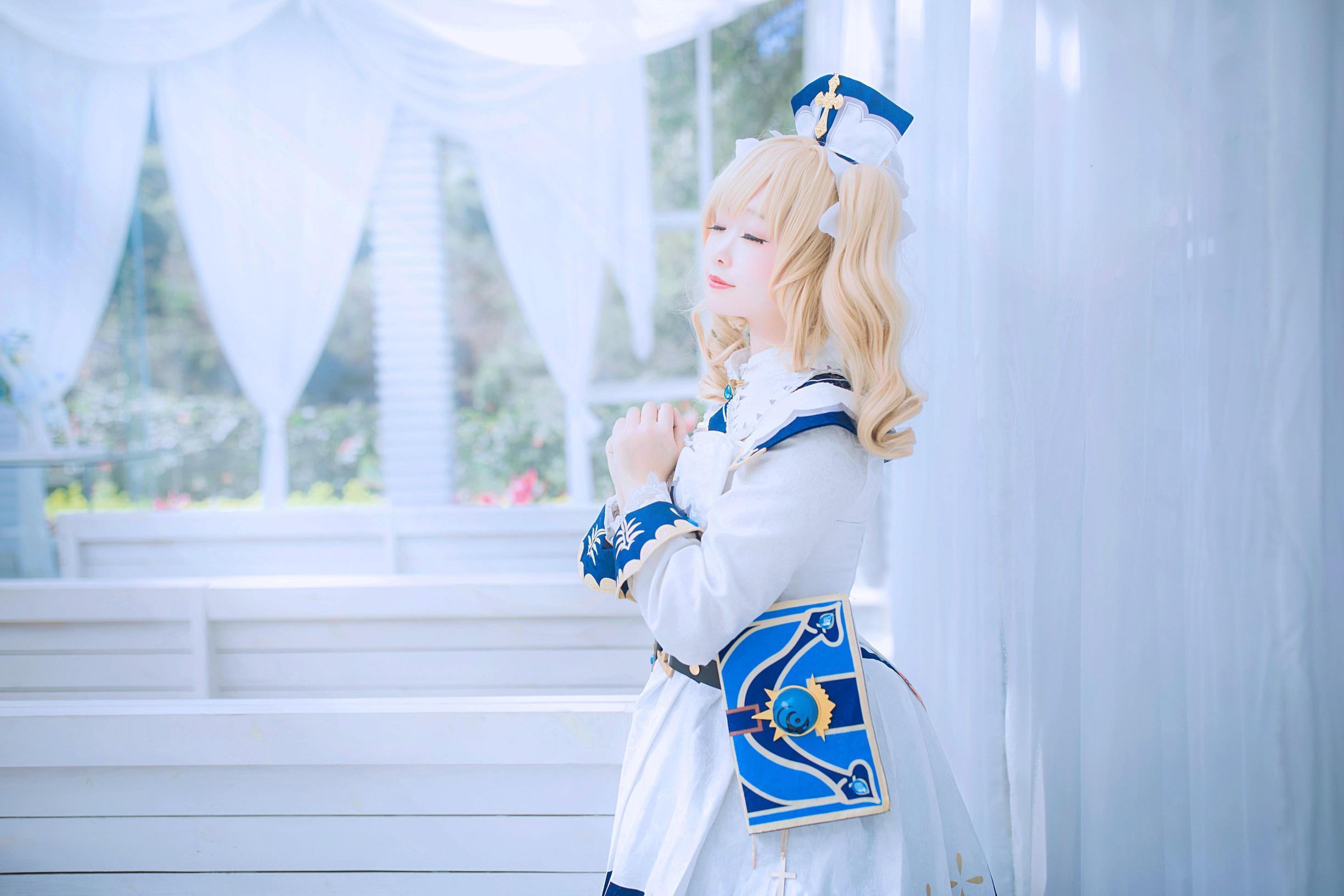 《原神》正片cosplay【CN:恰菌】 -cosplay图片王爷插图