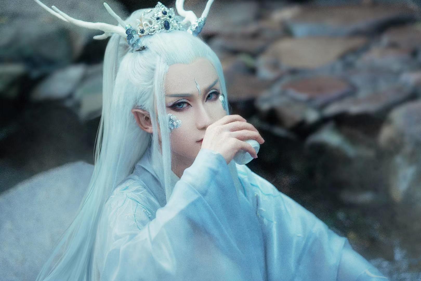 正片cosplay【CN:静琴情汐君_qq】 -公主cosplay服装图片插图