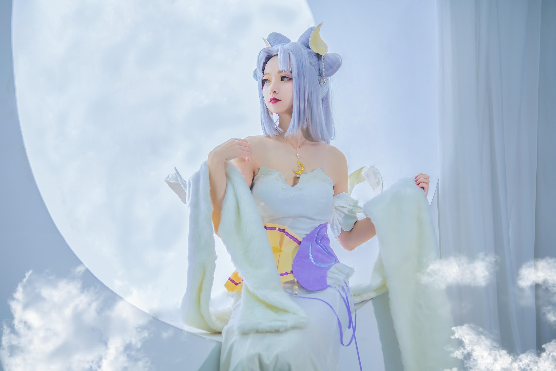 《王者荣耀》正片cosplay【CN:-一只汐-】-第2张