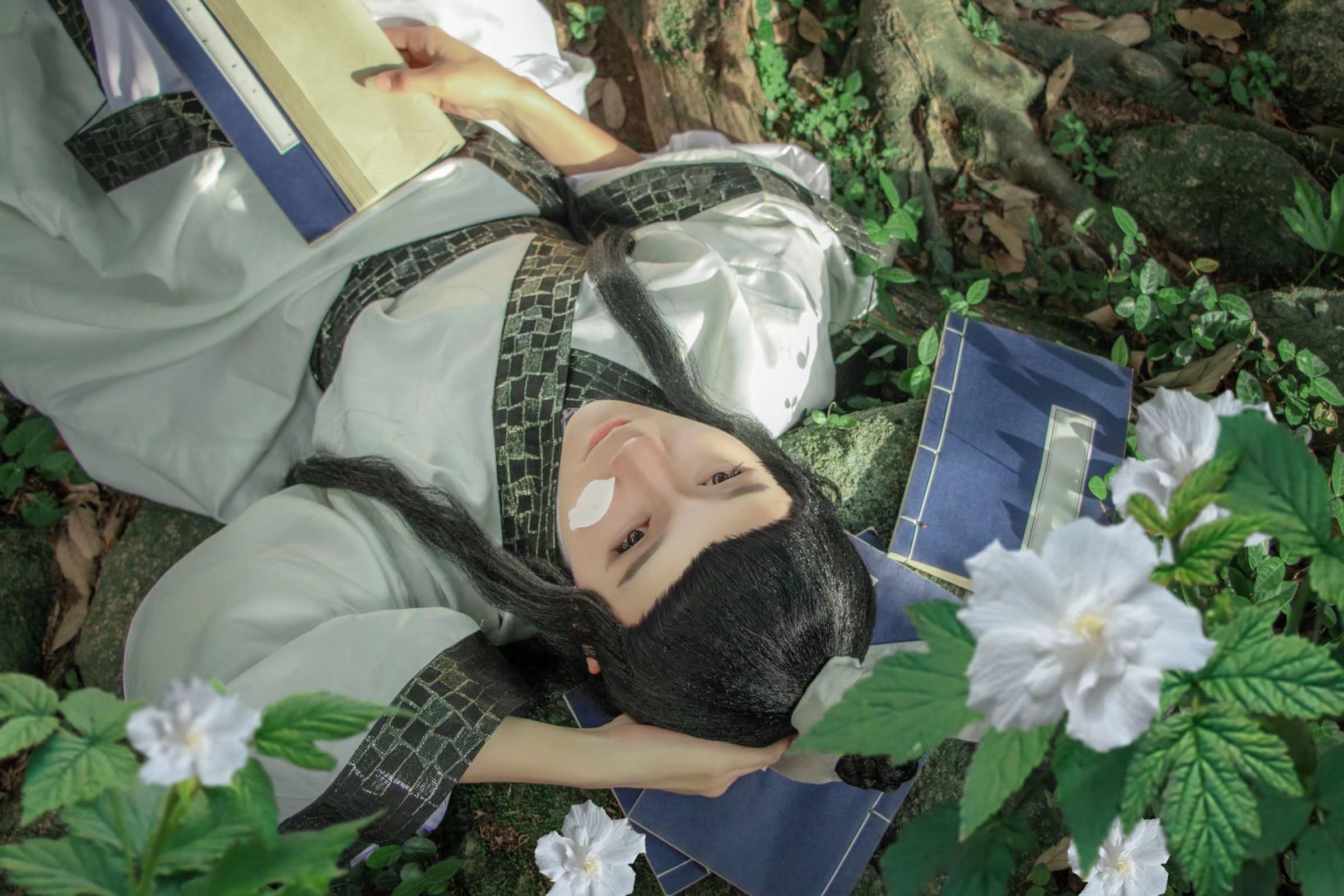 《游园惊梦》古风cosplay【CN:_仙鹤顶上红_】-第7张