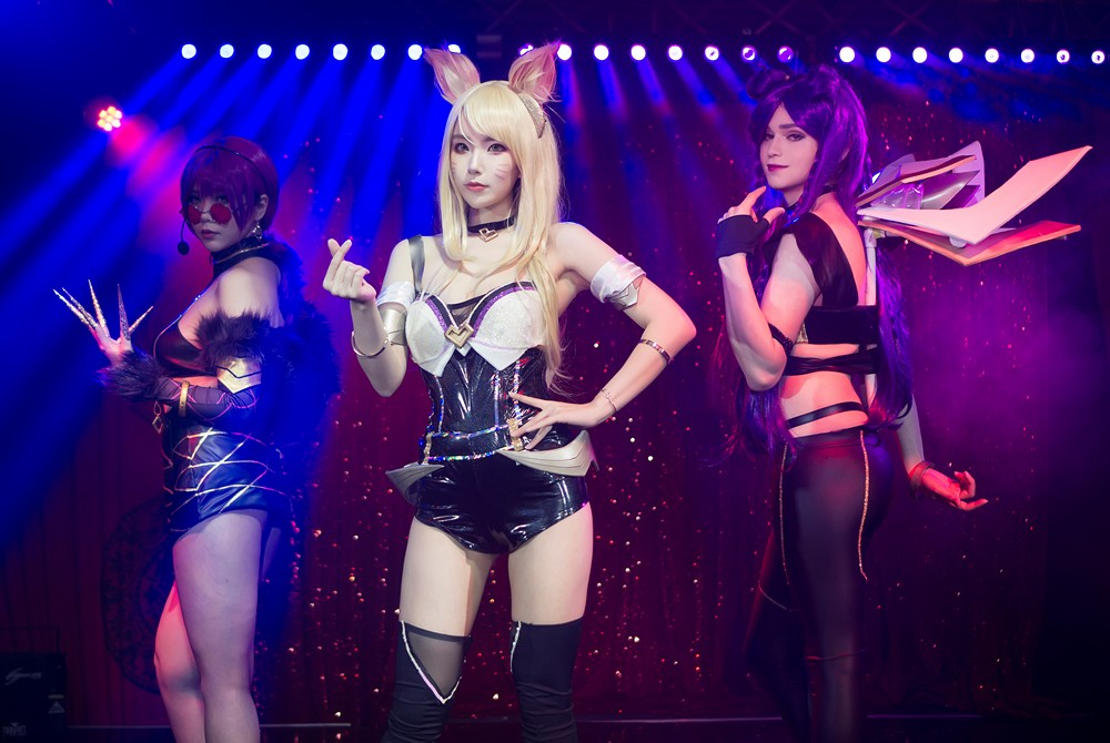 Hana Bunny, C9 Sneaky, Esther Lynn - KDA -第5张