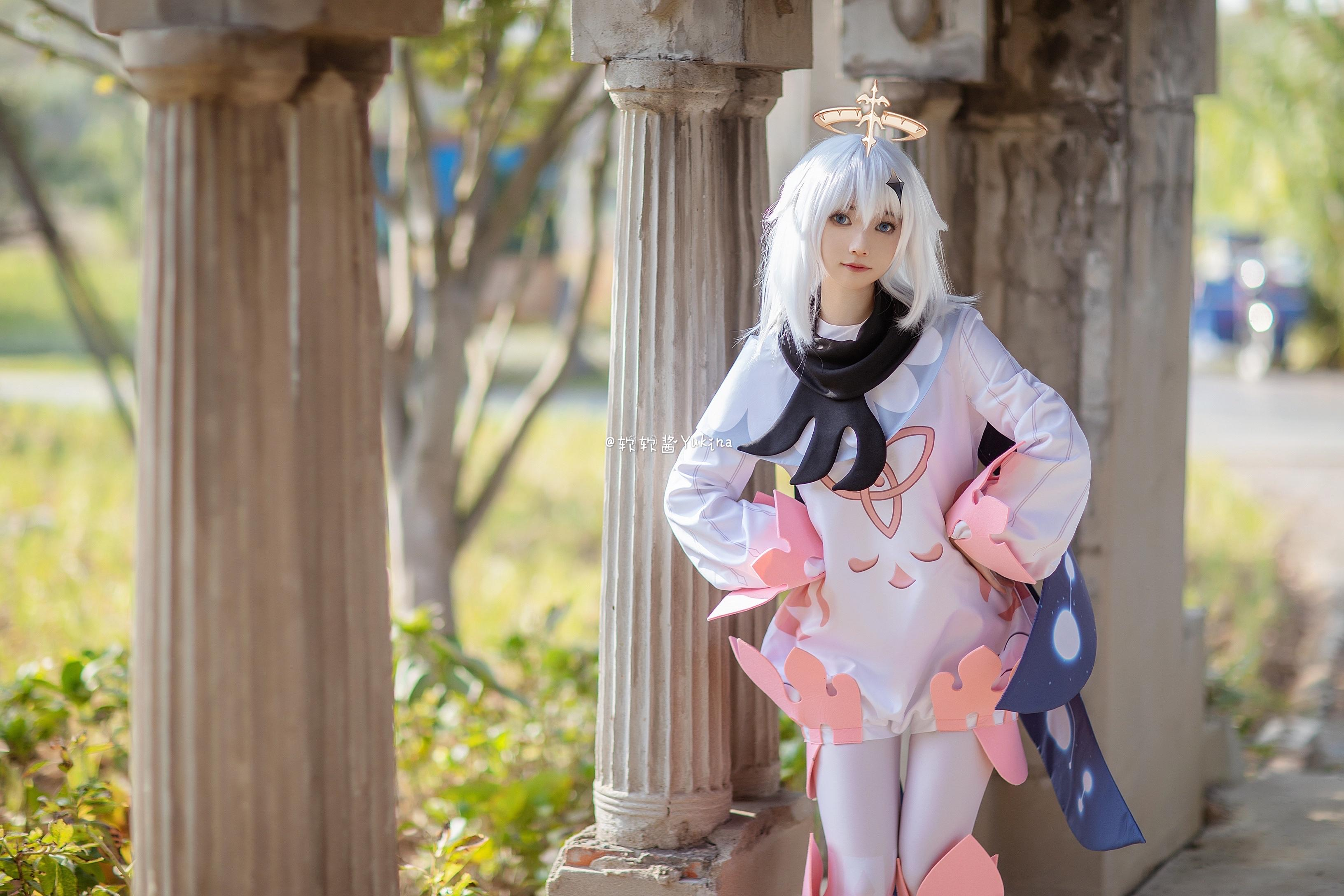 《原神》游戏cosplay【CN:软软酱Yukina】-第5张
