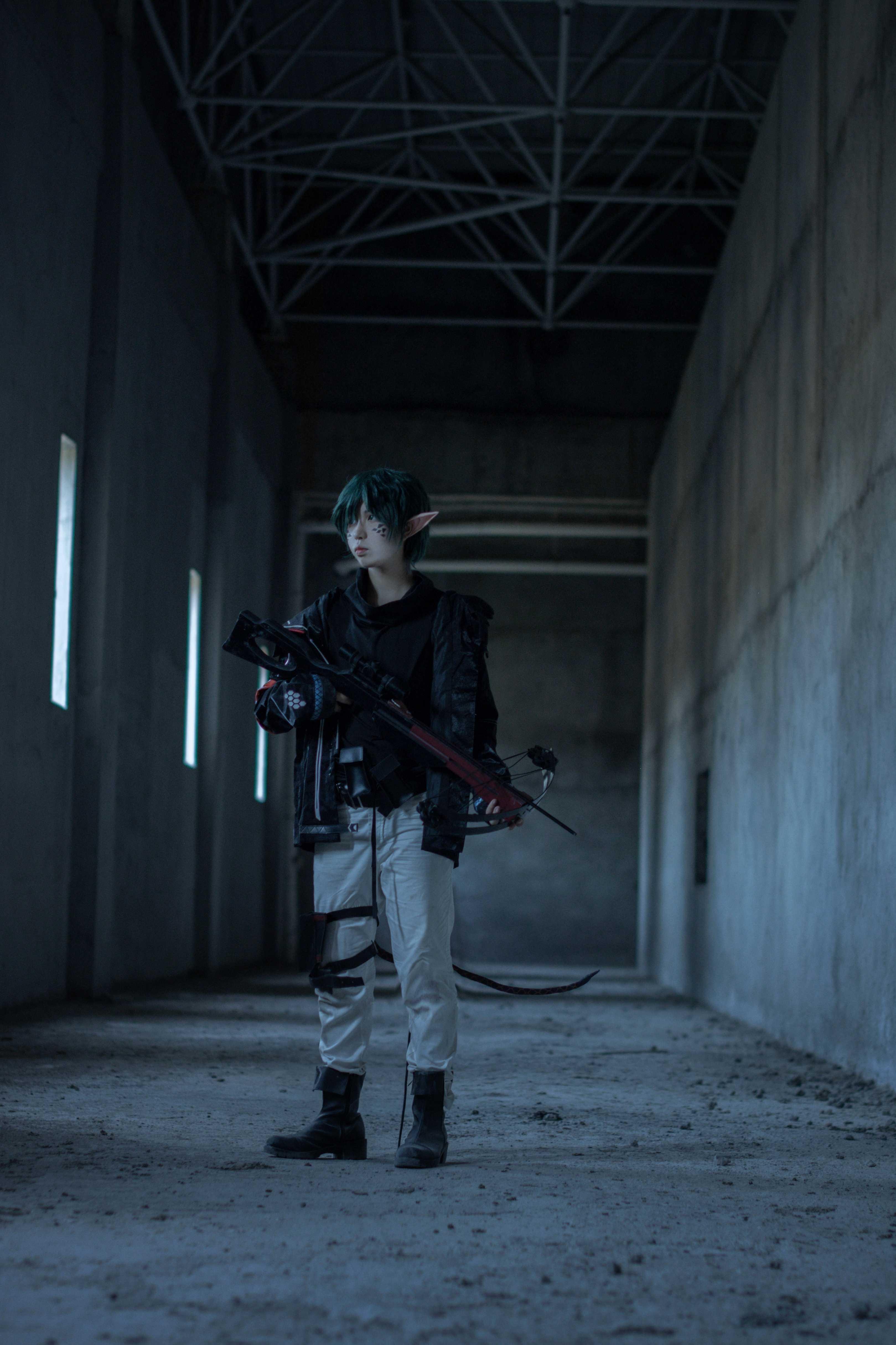 《明日方舟》正片cosplay【CN:晟川Anyze】-第4张