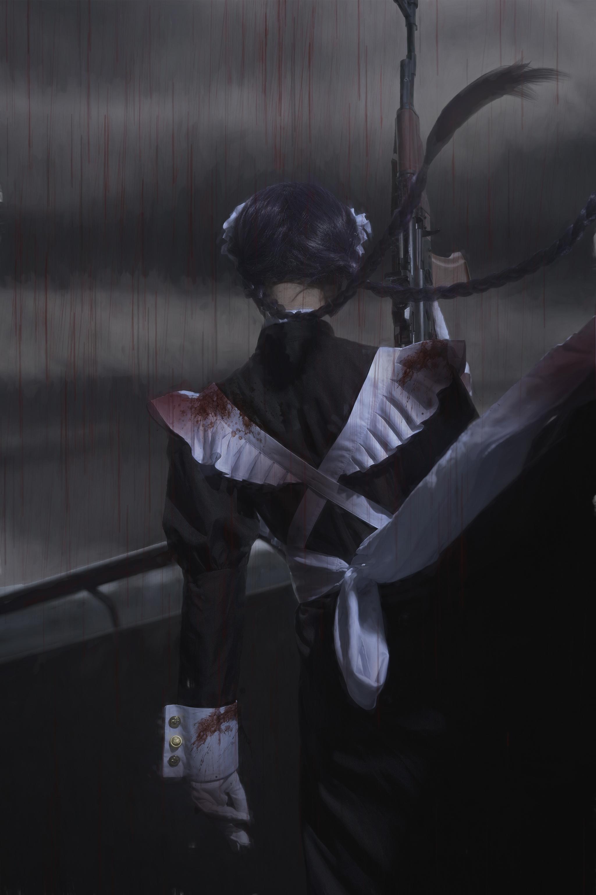 《黑礁》女仆cosplay【CN:纪沫2333】-第7张