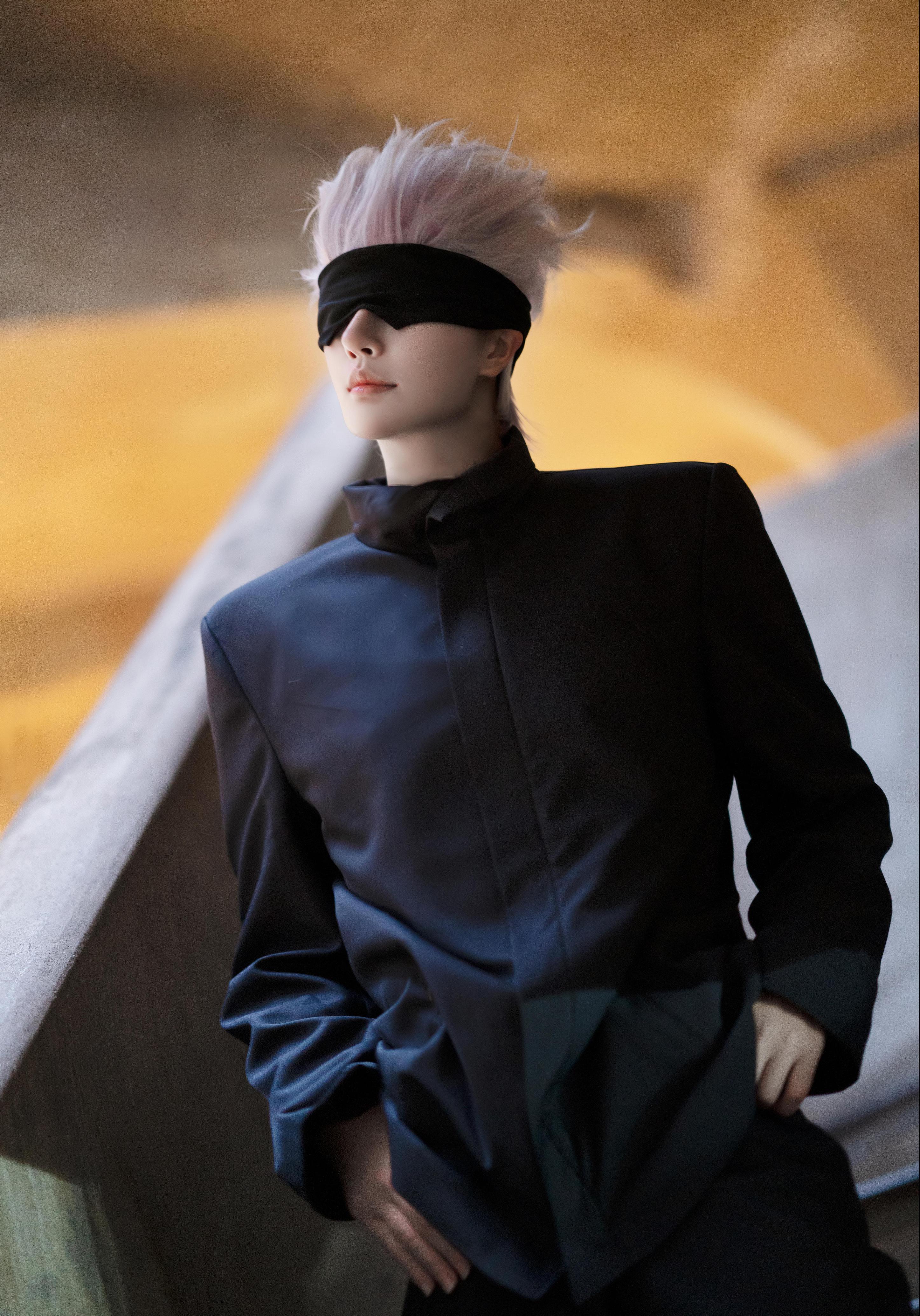 《咒术回战》正片cosplay【CN:夙胤言生】-第3张