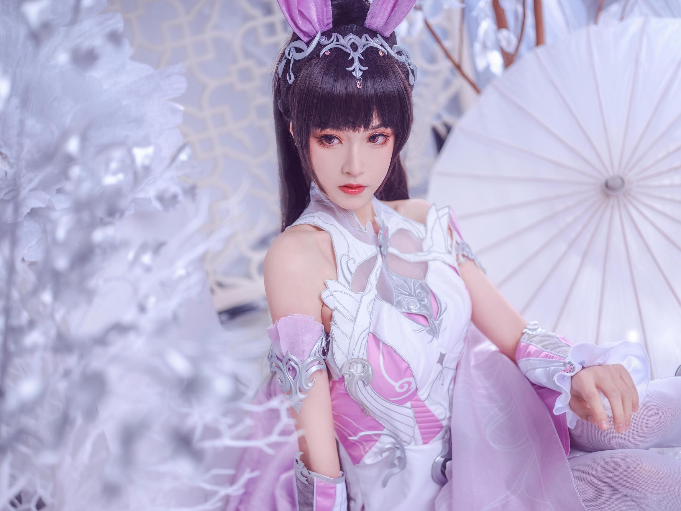 《斗罗大陆》小舞cosplay【CN:君珺un】-第3张