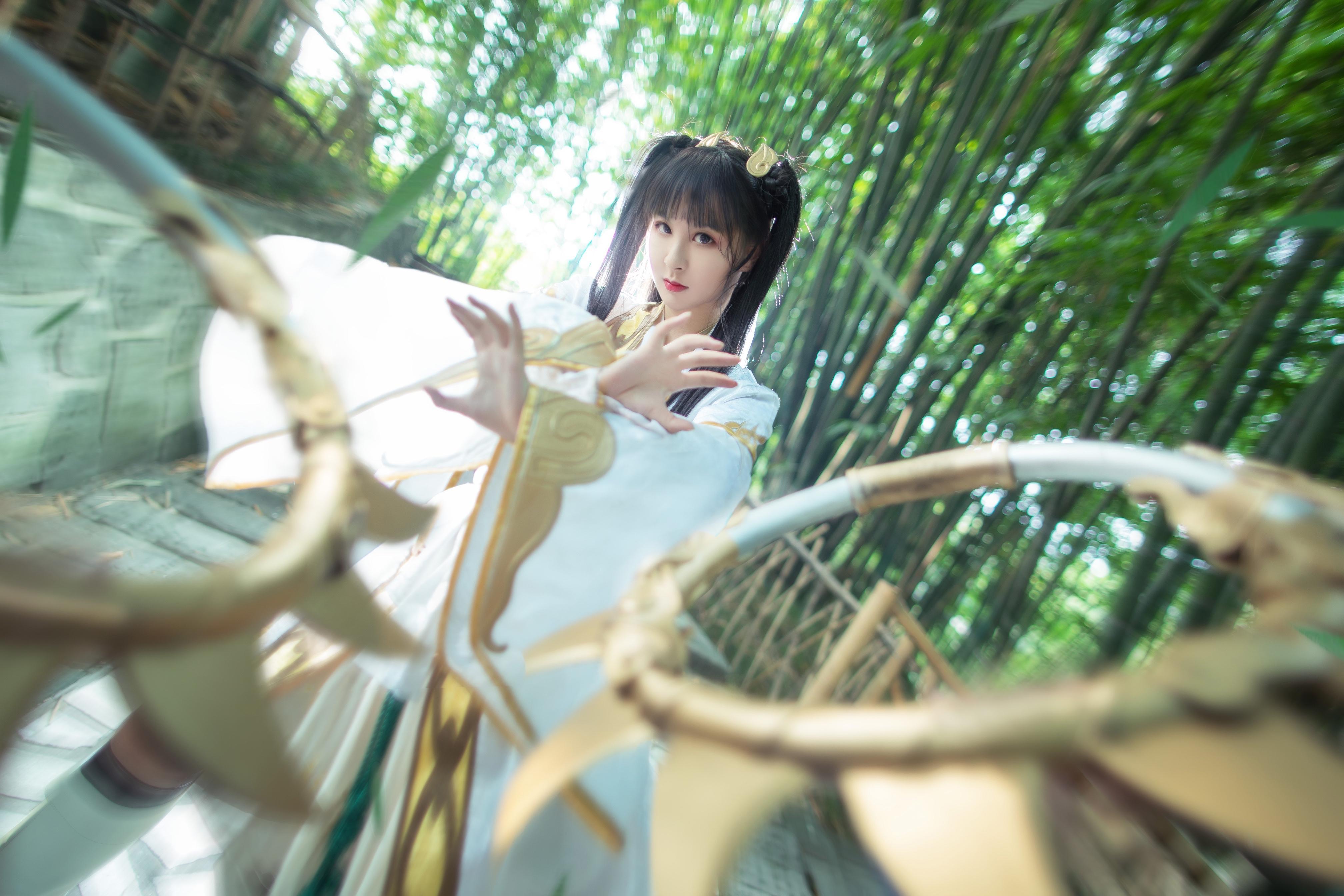 《天涯明月刀OL》古风cosplay【CN:瑶音音】-第10张