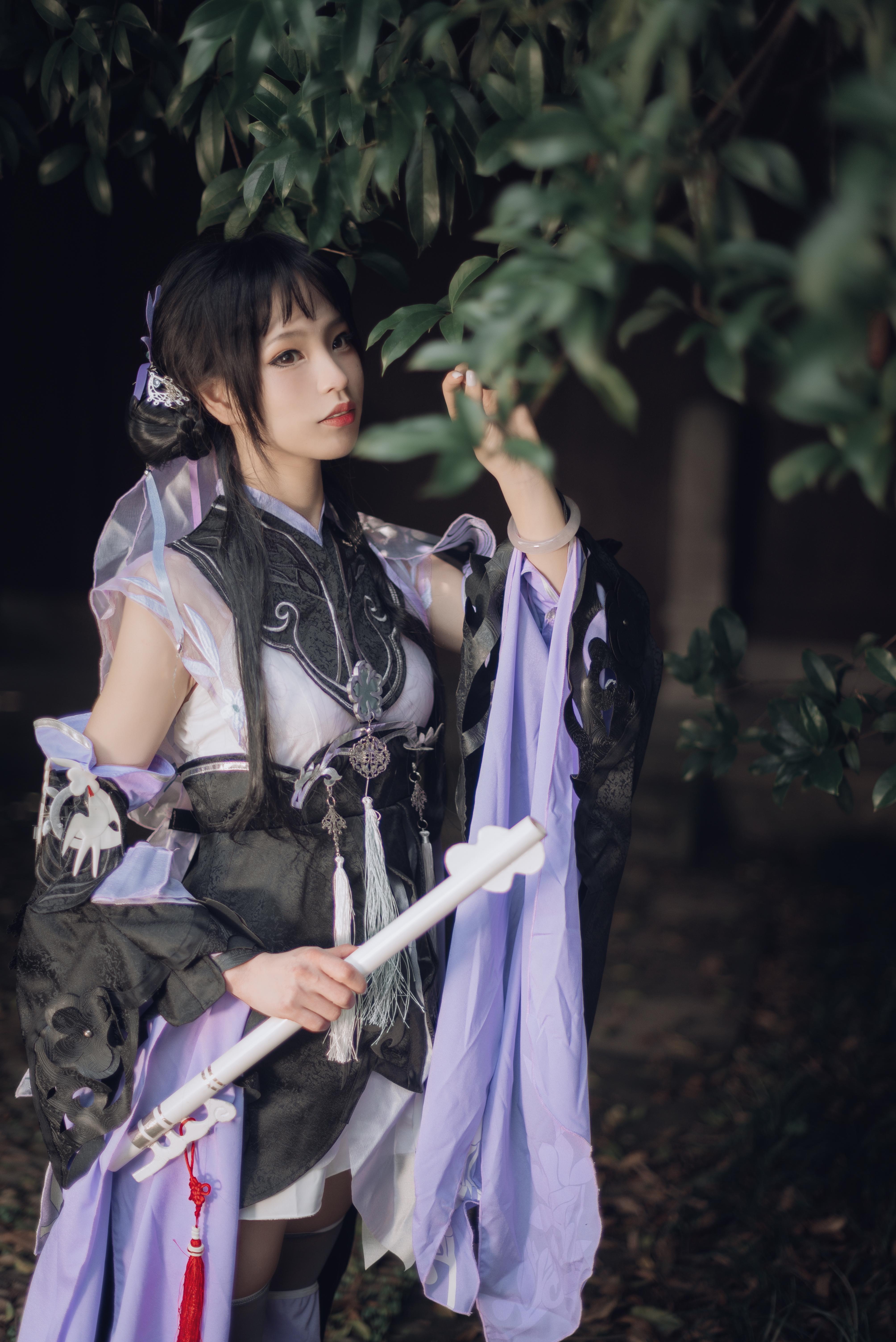 《剑侠情缘网络版叁》剑三cosplay【CN:小茶姑娘】-第10张