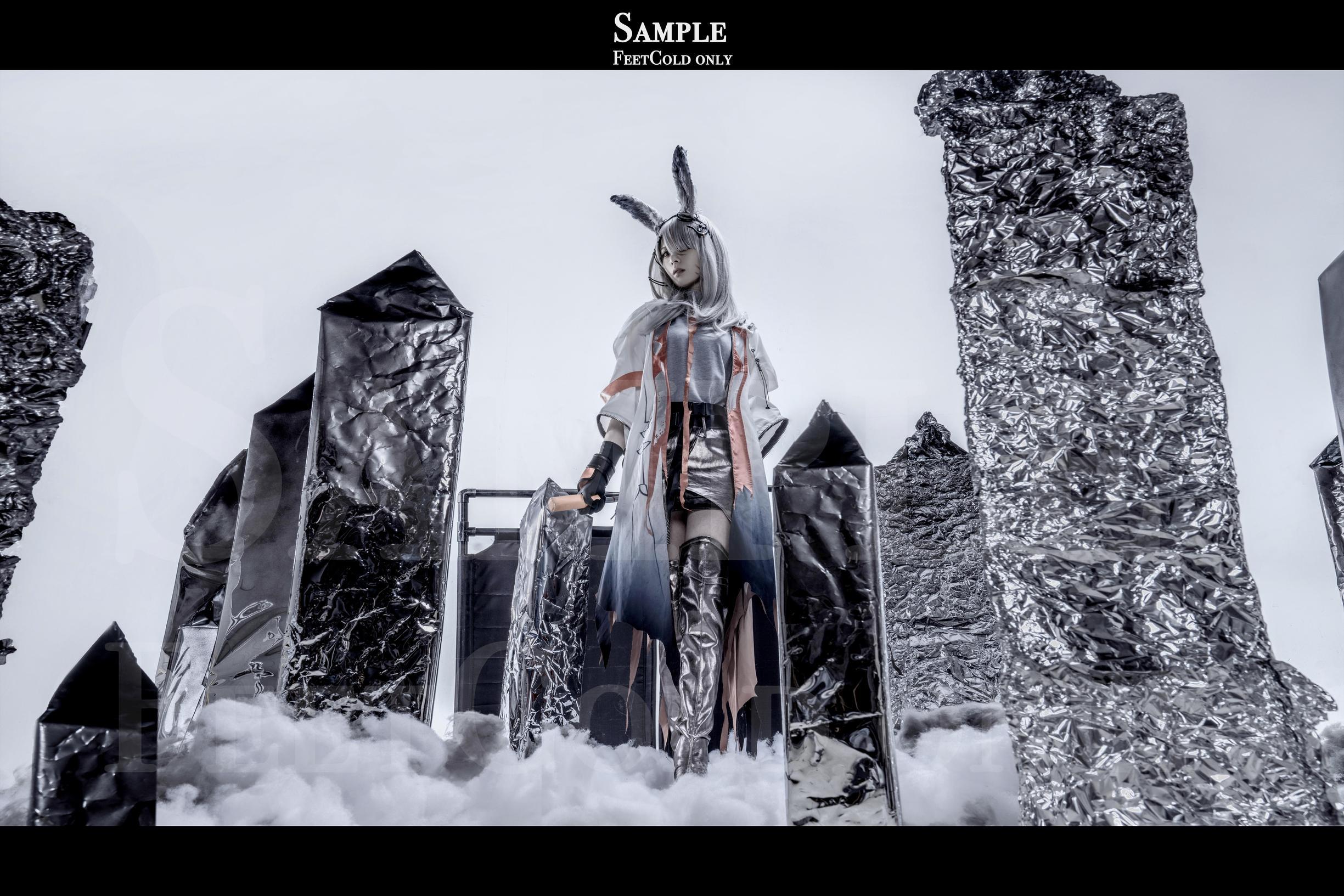 《明日方舟》正片cosplay【CN:-爵冷-】-第4张