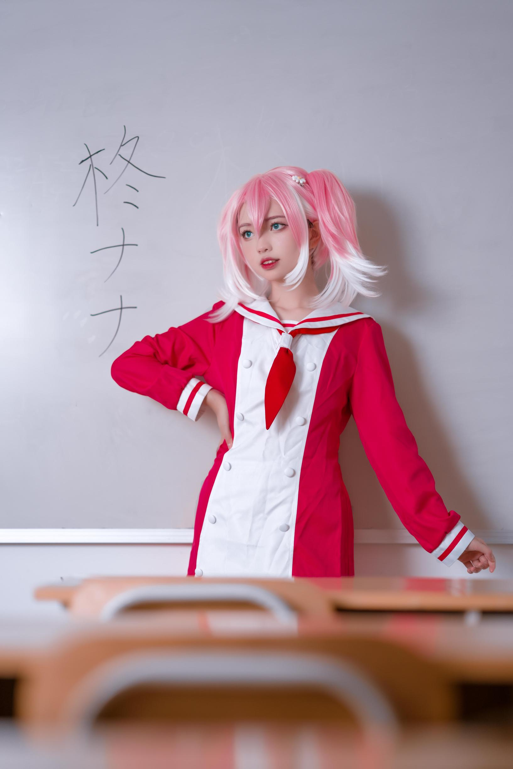 娜娜cosplay【CN:洛鸰Kawaii】-第7张