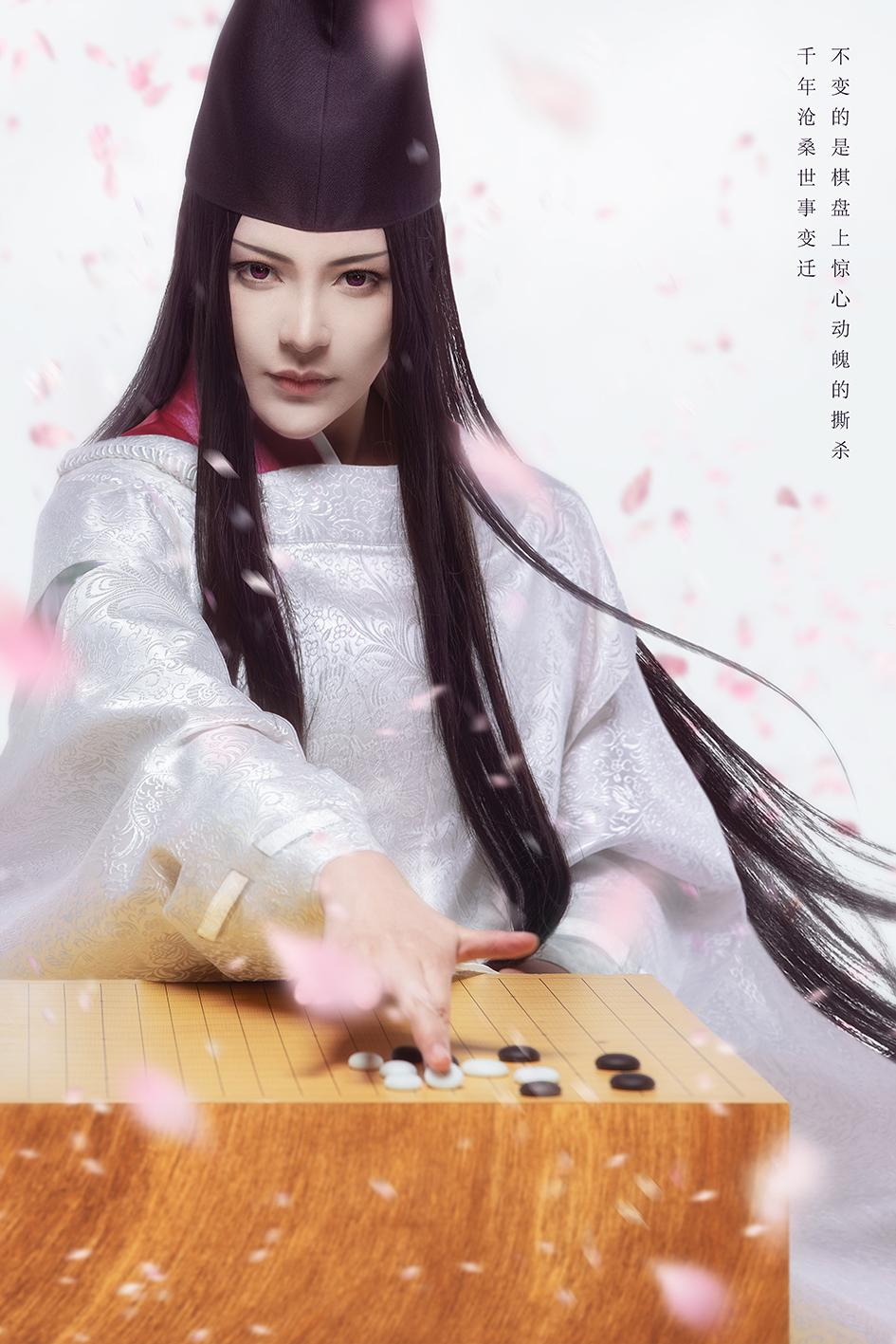 《棋魂》正片cosplay【CN:阿佐】-第2张