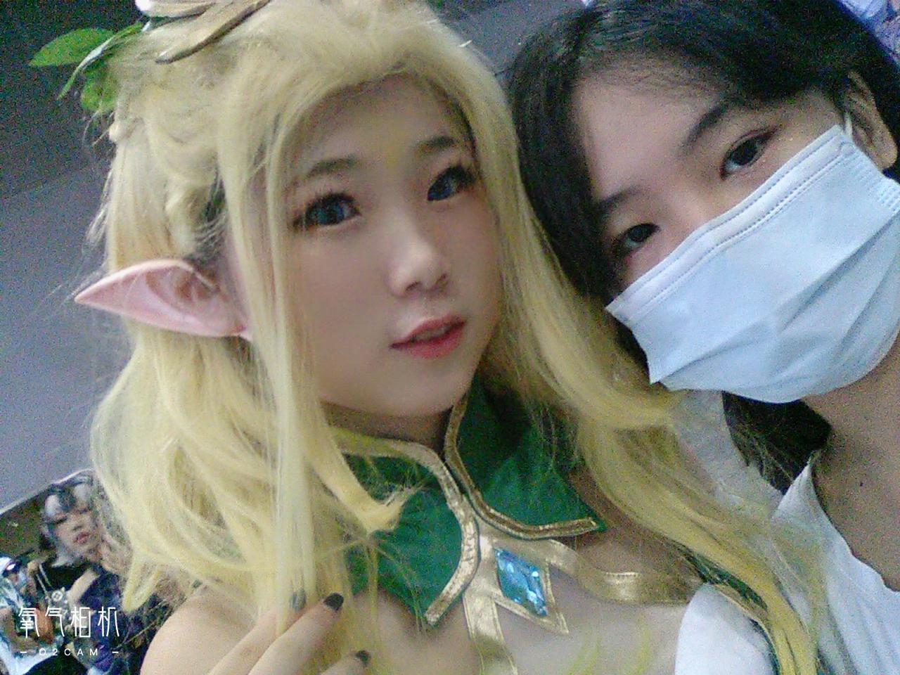 广州漫展cosplay【CN:羽九_kiki】-第29张