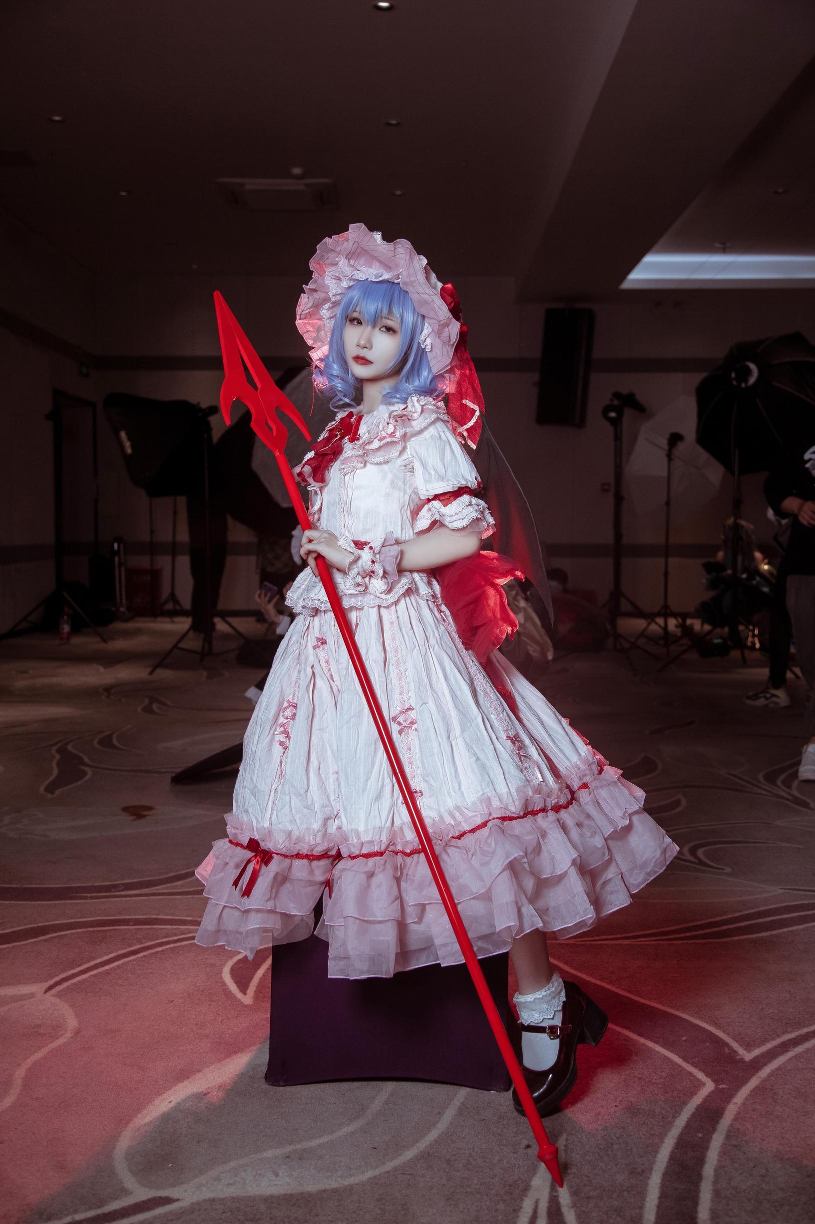 《东方PROJECT》漫展cosplay【CN:不二咲千秋】-第5张