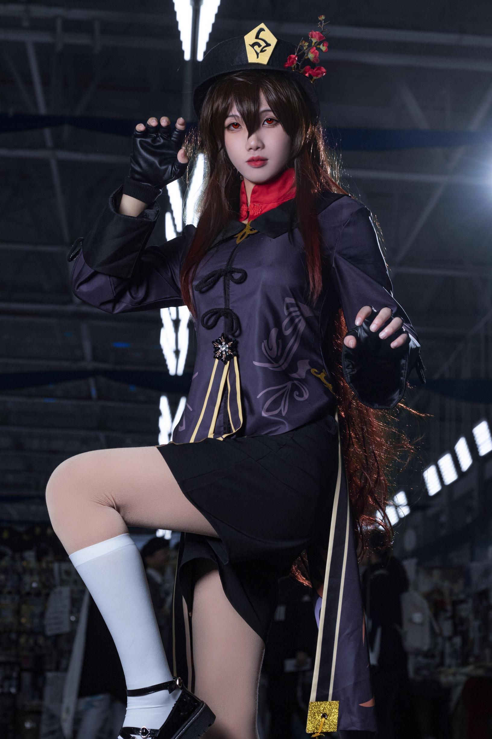 《原神》胡桃cosplay【CN:守姐超温柔的】-第6张
