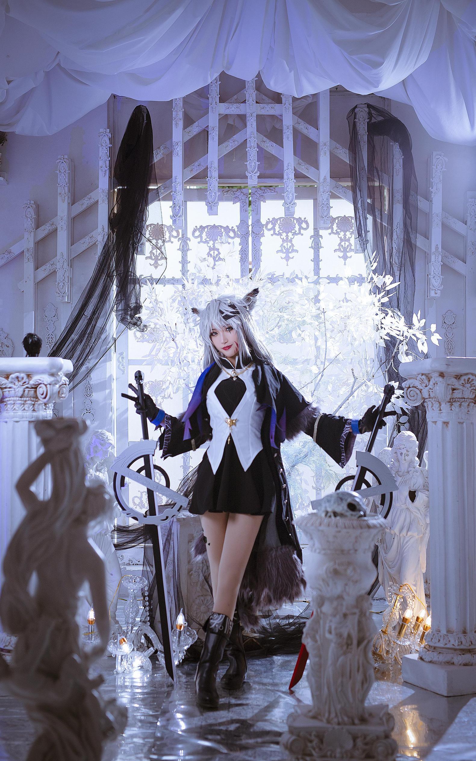 《明日方舟》正片cosplay【CN:春春春子_】-第6张
