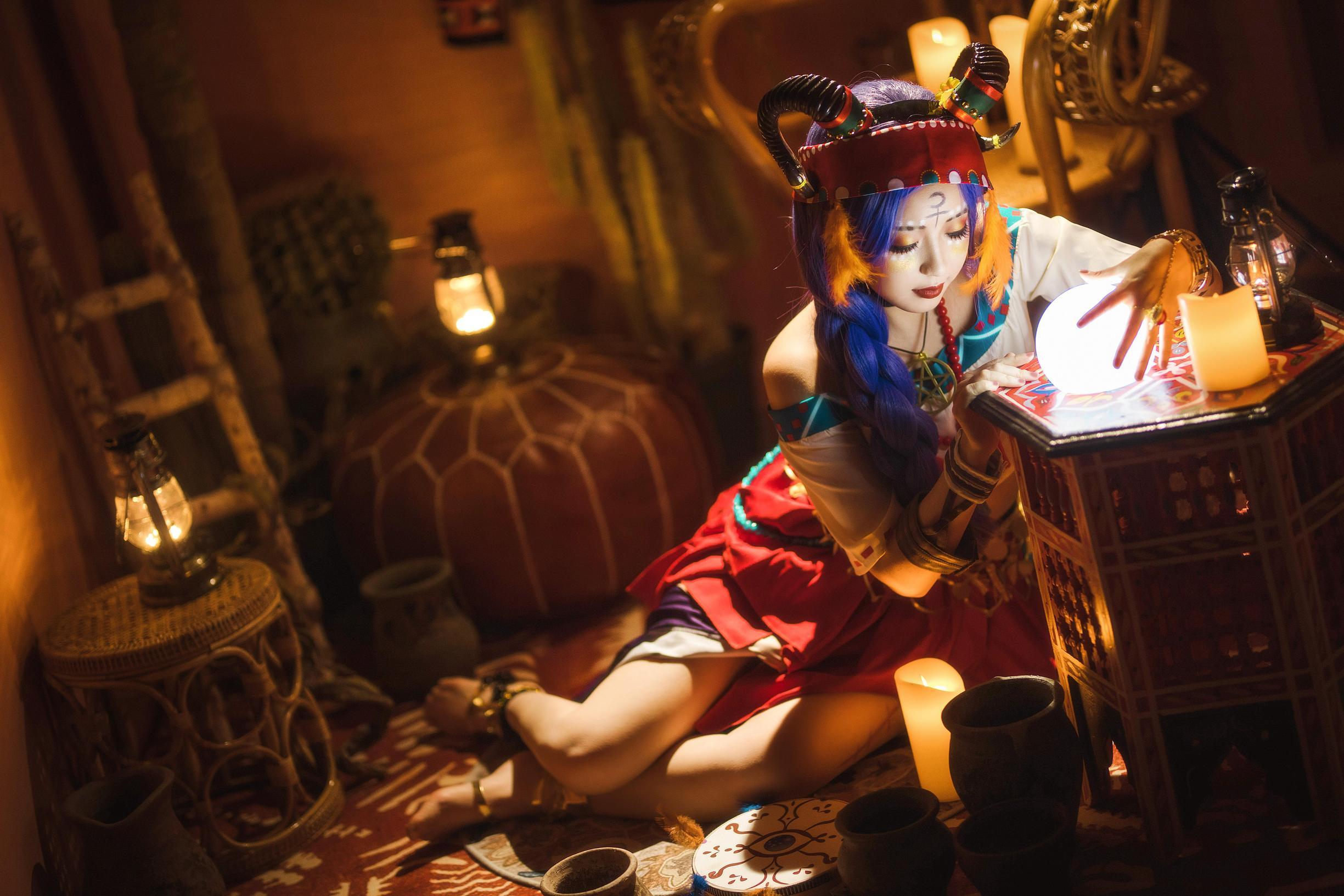 《第五人格》吉尔cosplay【CN:知更梨】-第4张
