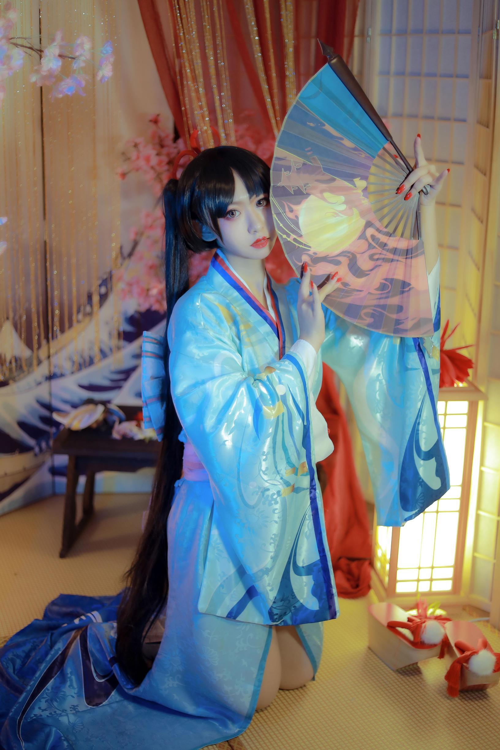 《阴阳师手游》正片cosplay【CN:程言柒】-第24张